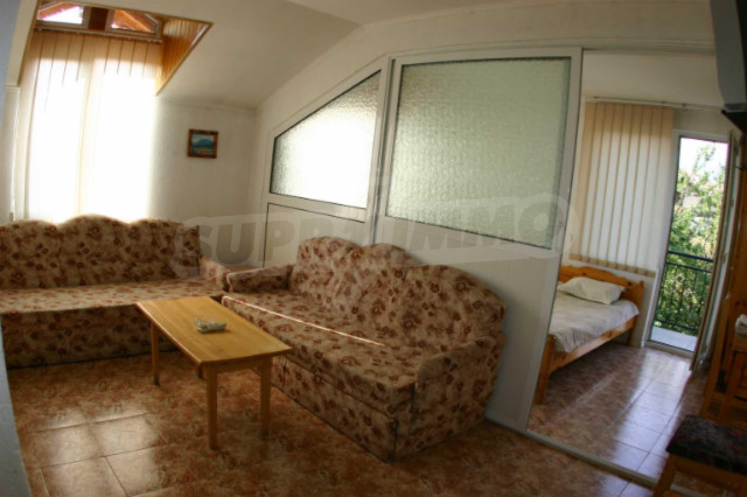 Уютная гостиница в зимнем курорте Банско  11