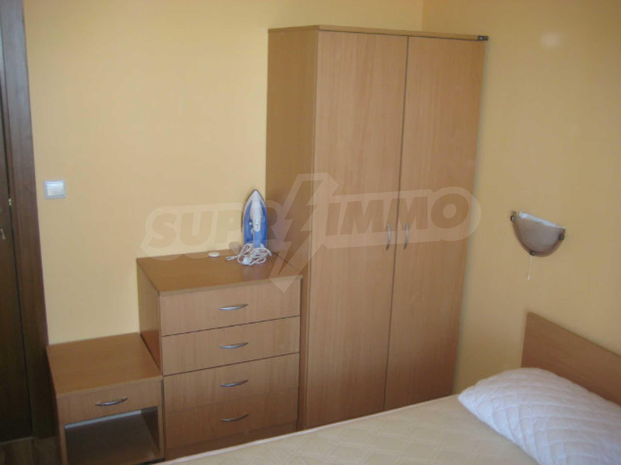Двухкомнатная квартира в СПА комплексе Святого Ивана 10