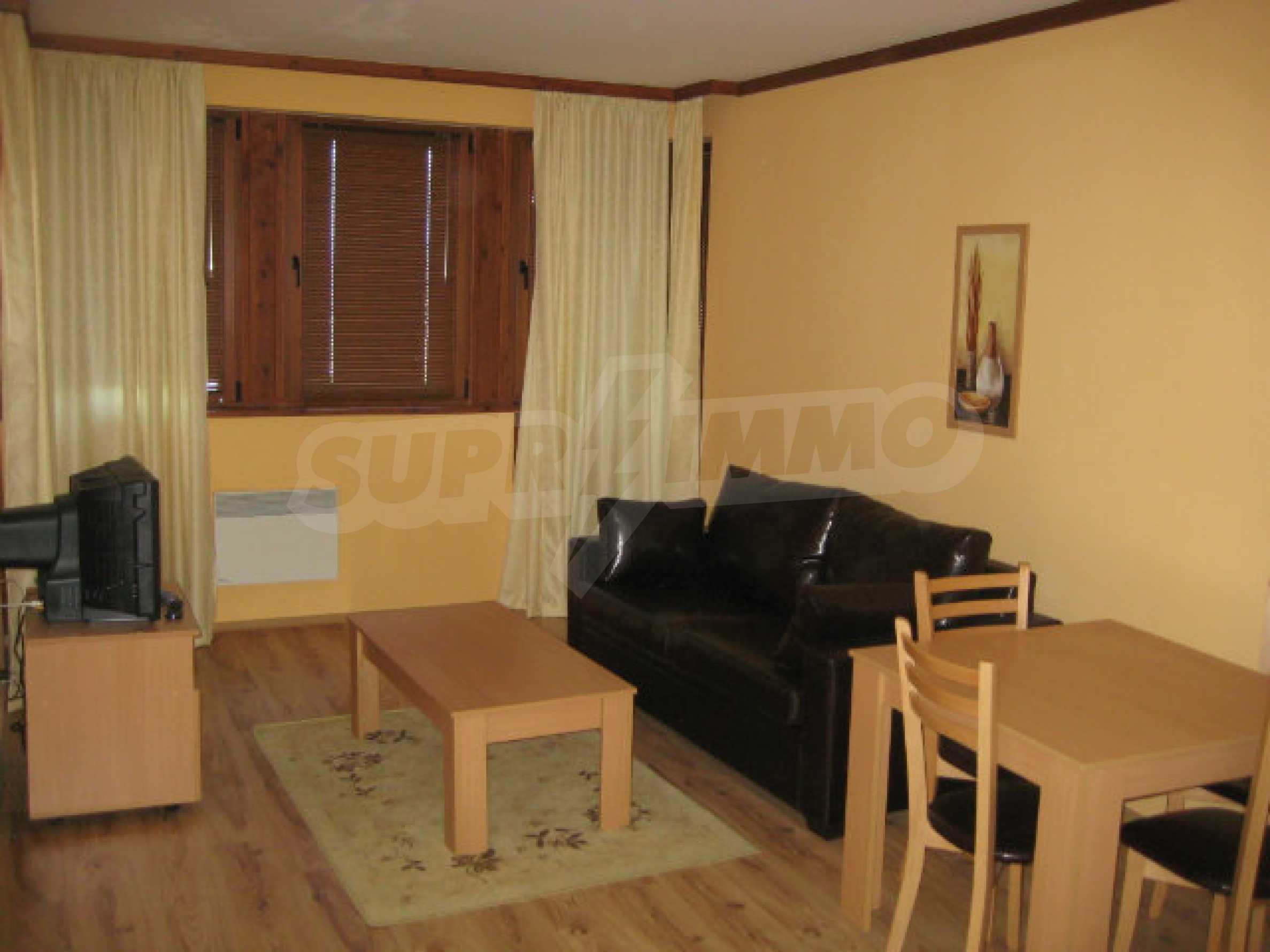 Двухкомнатная квартира в СПА комплексе Святого Ивана 13