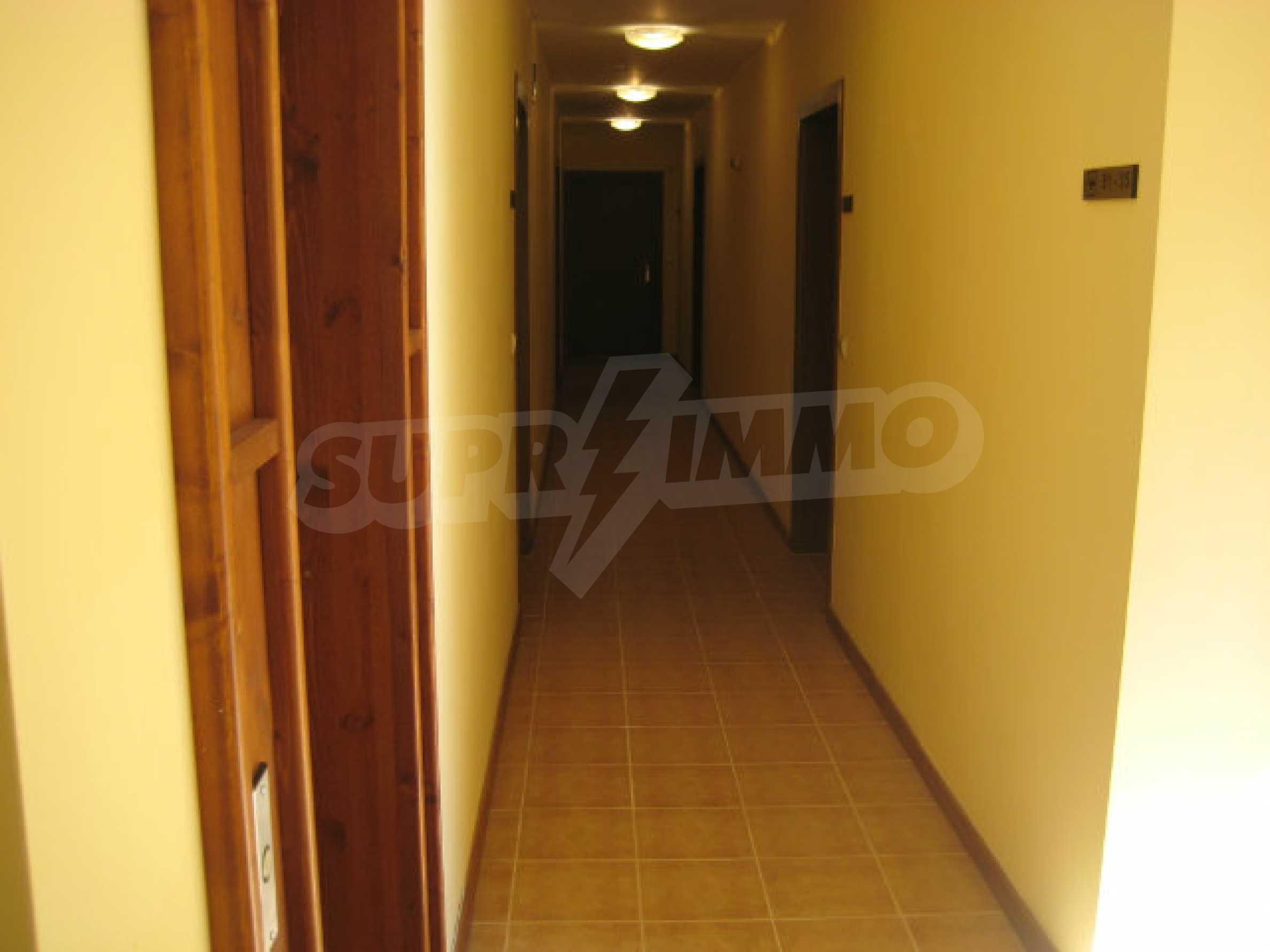 Двухкомнатная квартира в СПА комплексе Святого Ивана 14