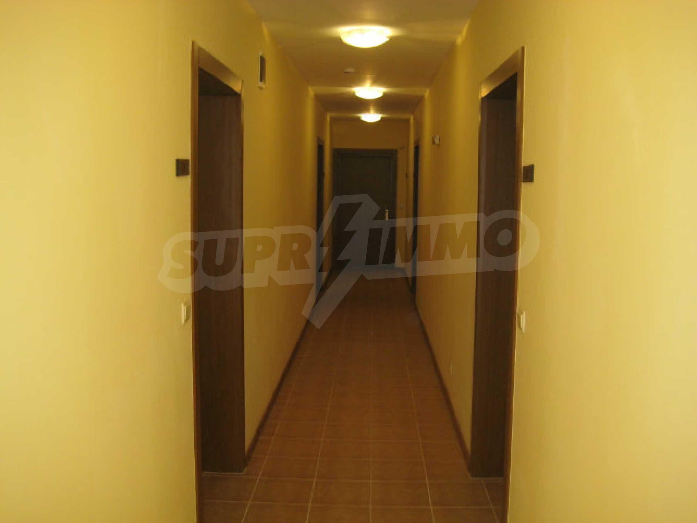 Двухкомнатная квартира в СПА комплексе Святого Ивана 15