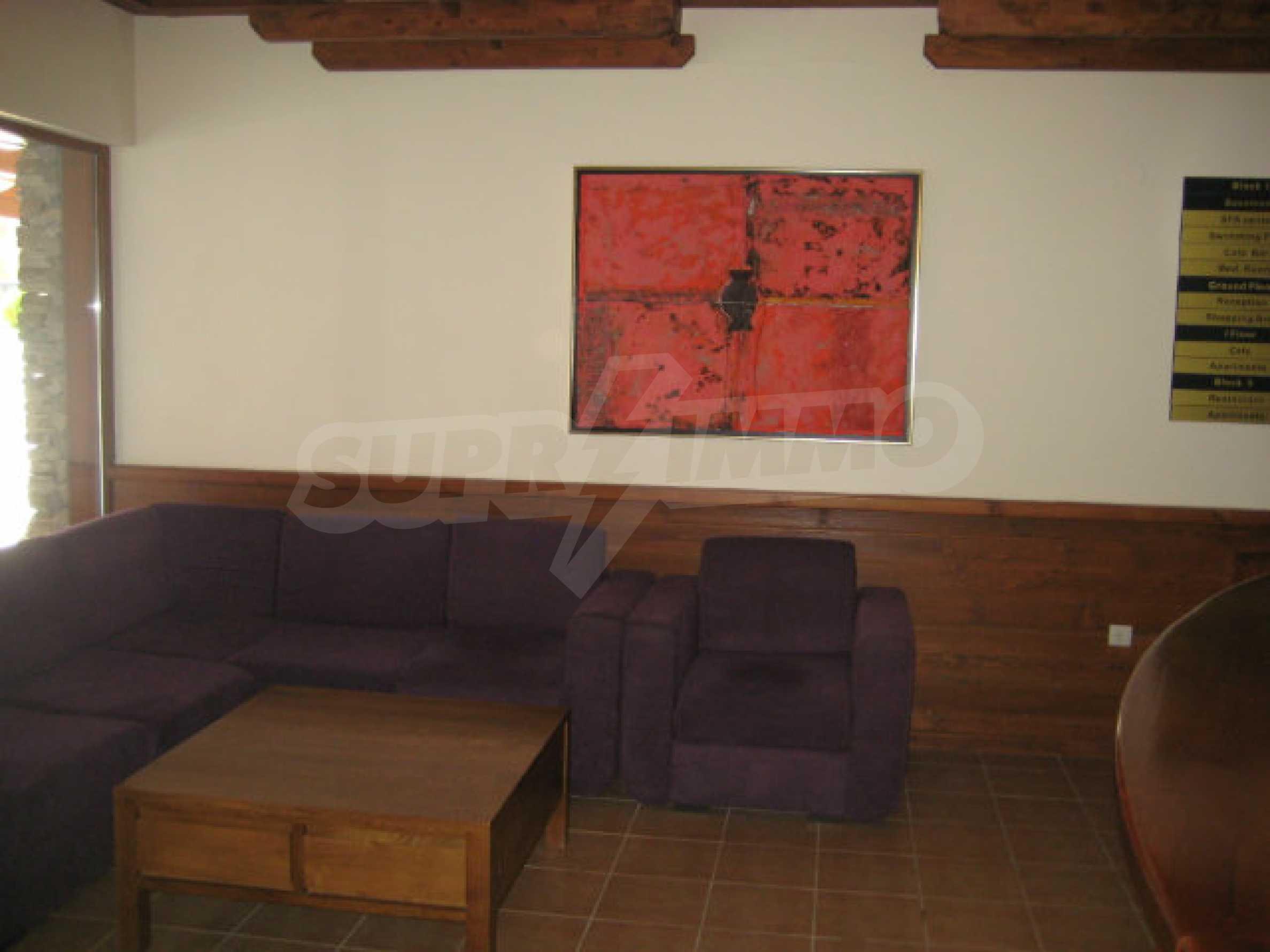 Двухкомнатная квартира в СПА комплексе Святого Ивана 16