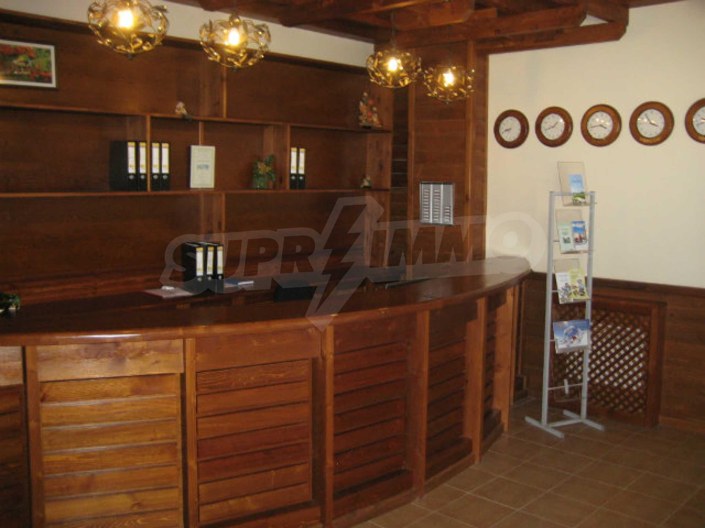 Двухкомнатная квартира в СПА комплексе Святого Ивана 18