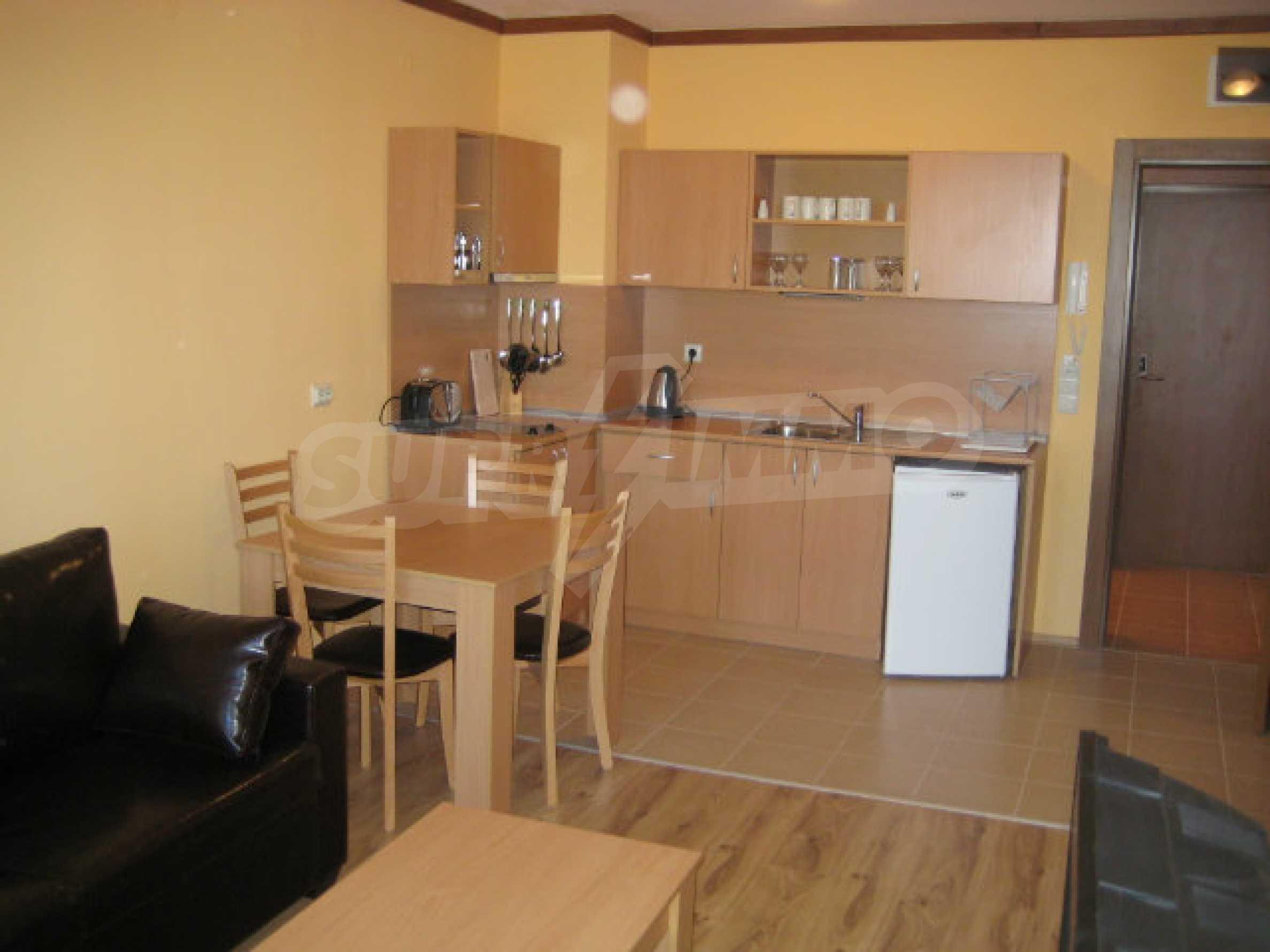 Двухкомнатная квартира в СПА комплексе Святого Ивана 3