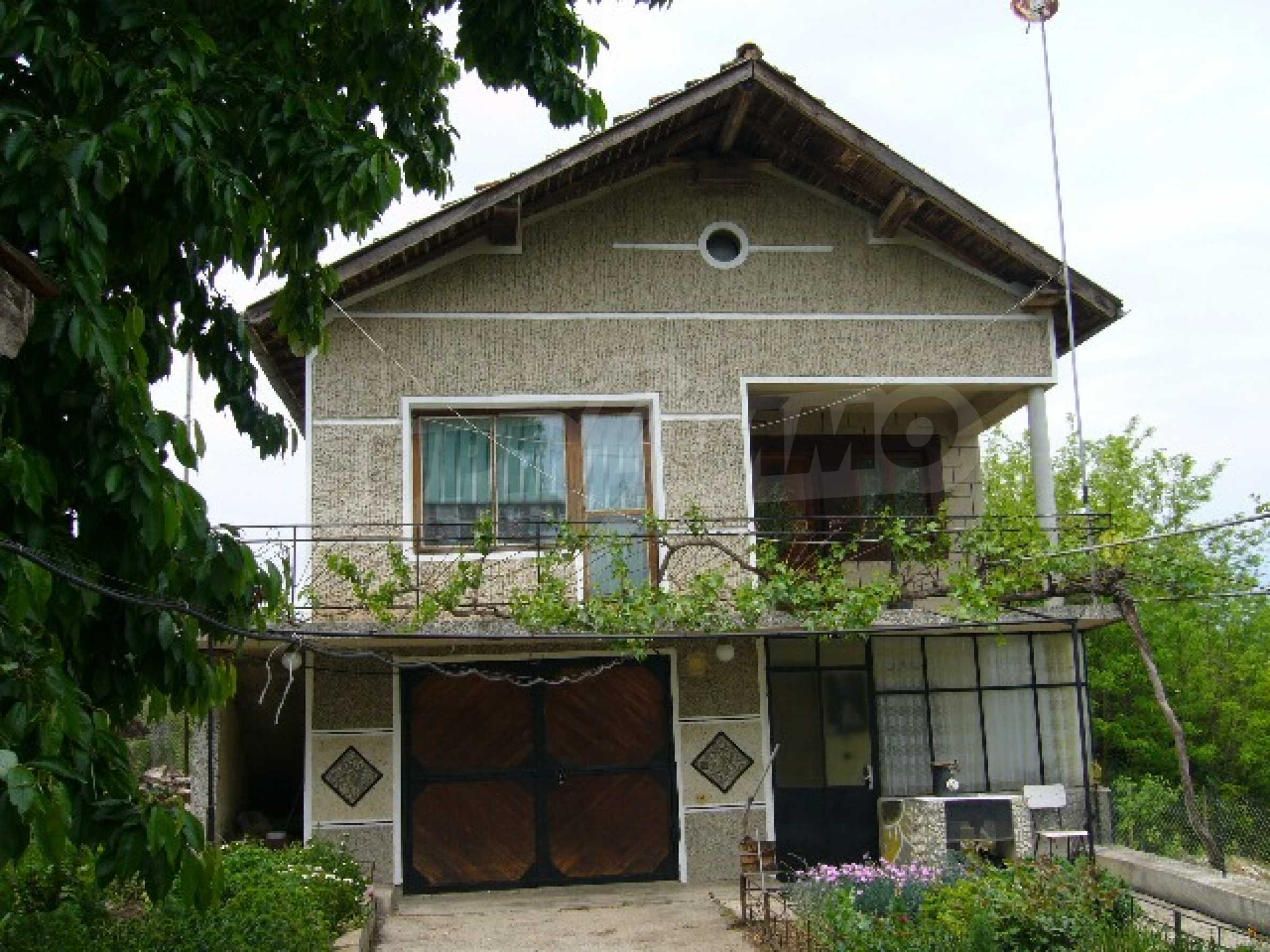 2-storey house near Dobrich 1