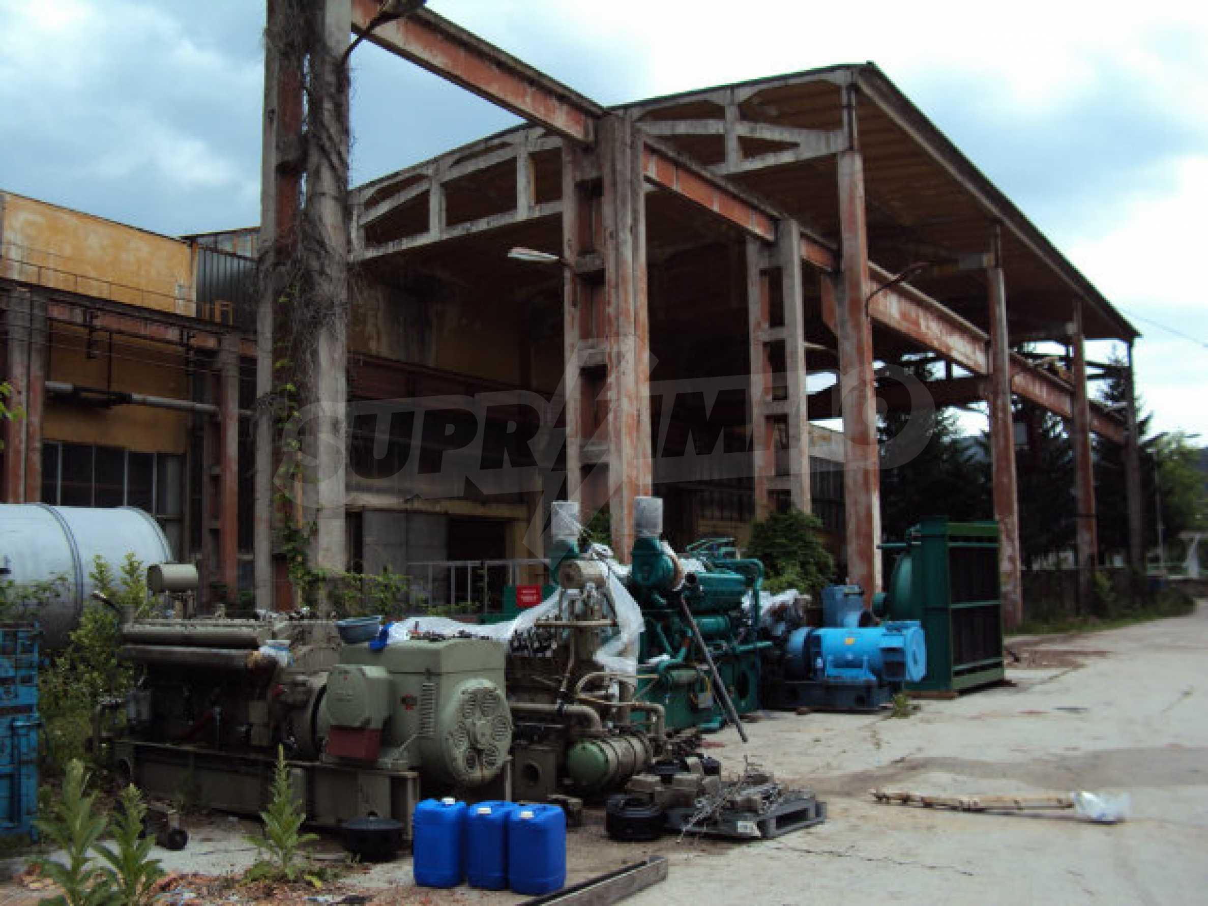 Factory for metal parts in Veliko Tarnovo 15