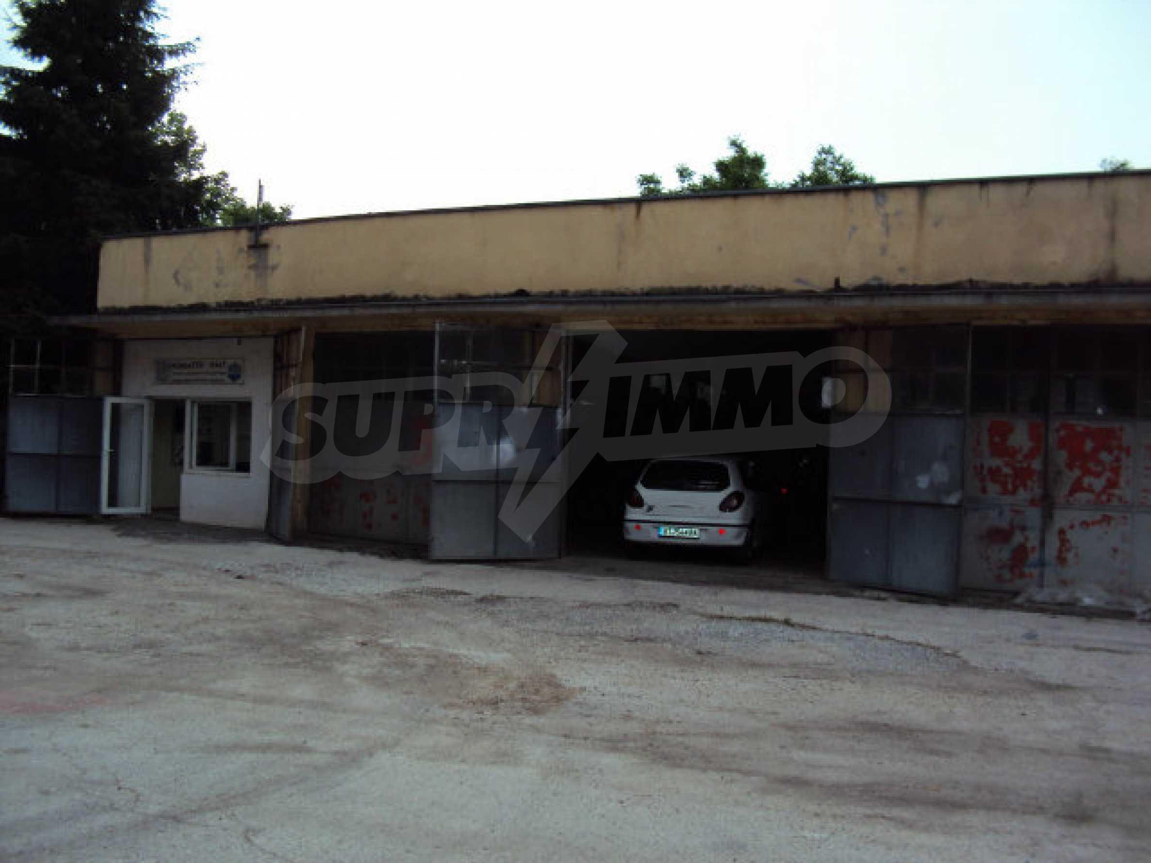 Factory for metal parts in Veliko Tarnovo 21