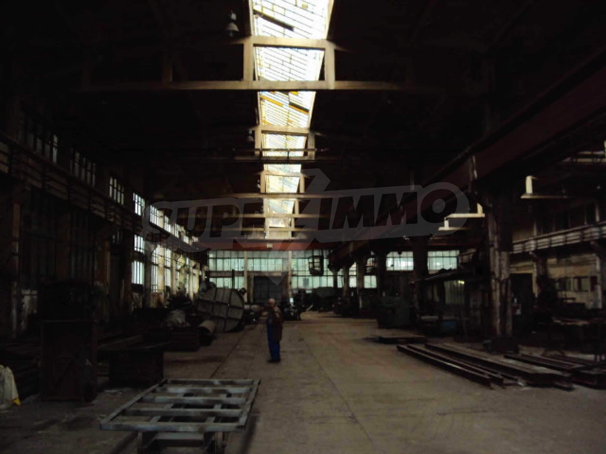 Factory for metal parts in Veliko Tarnovo 26
