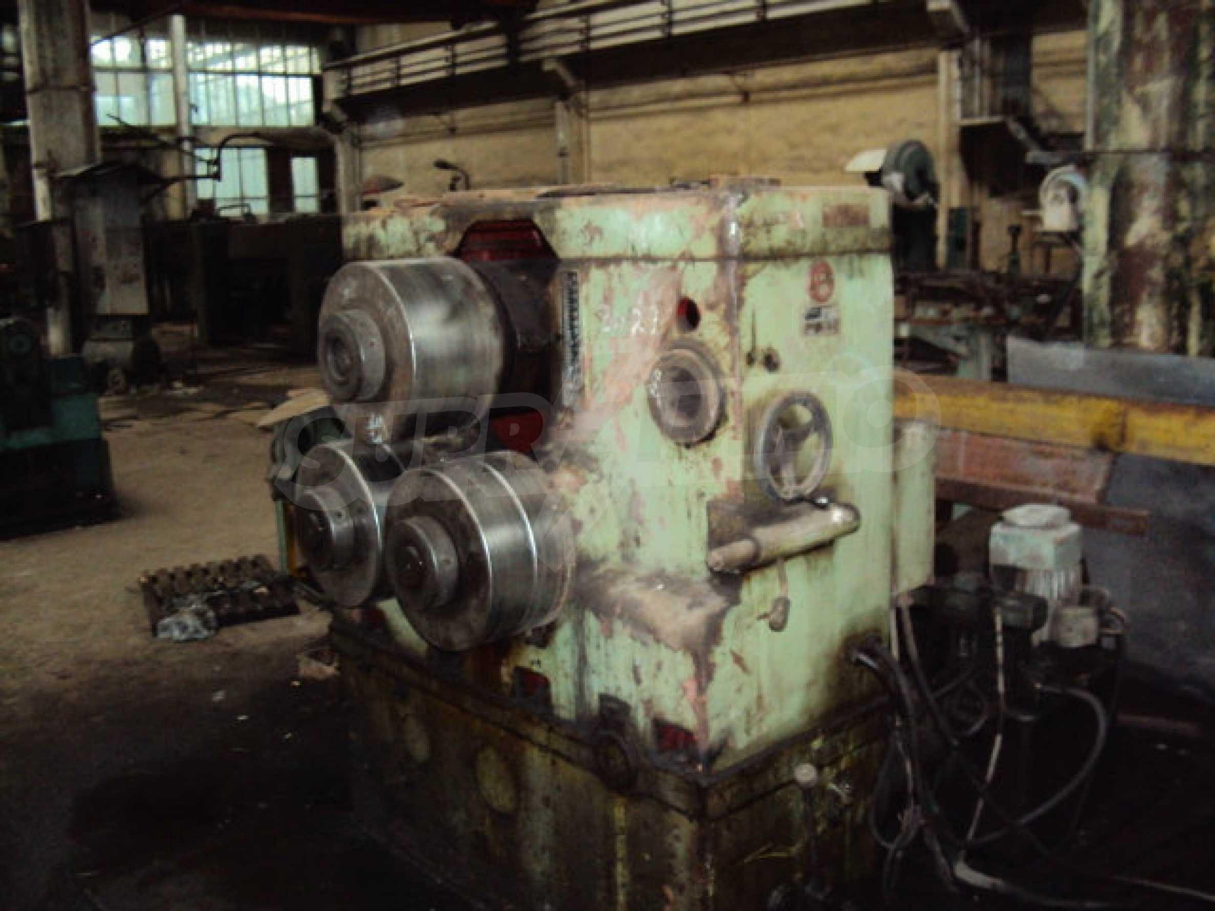 Factory for metal parts in Veliko Tarnovo 30