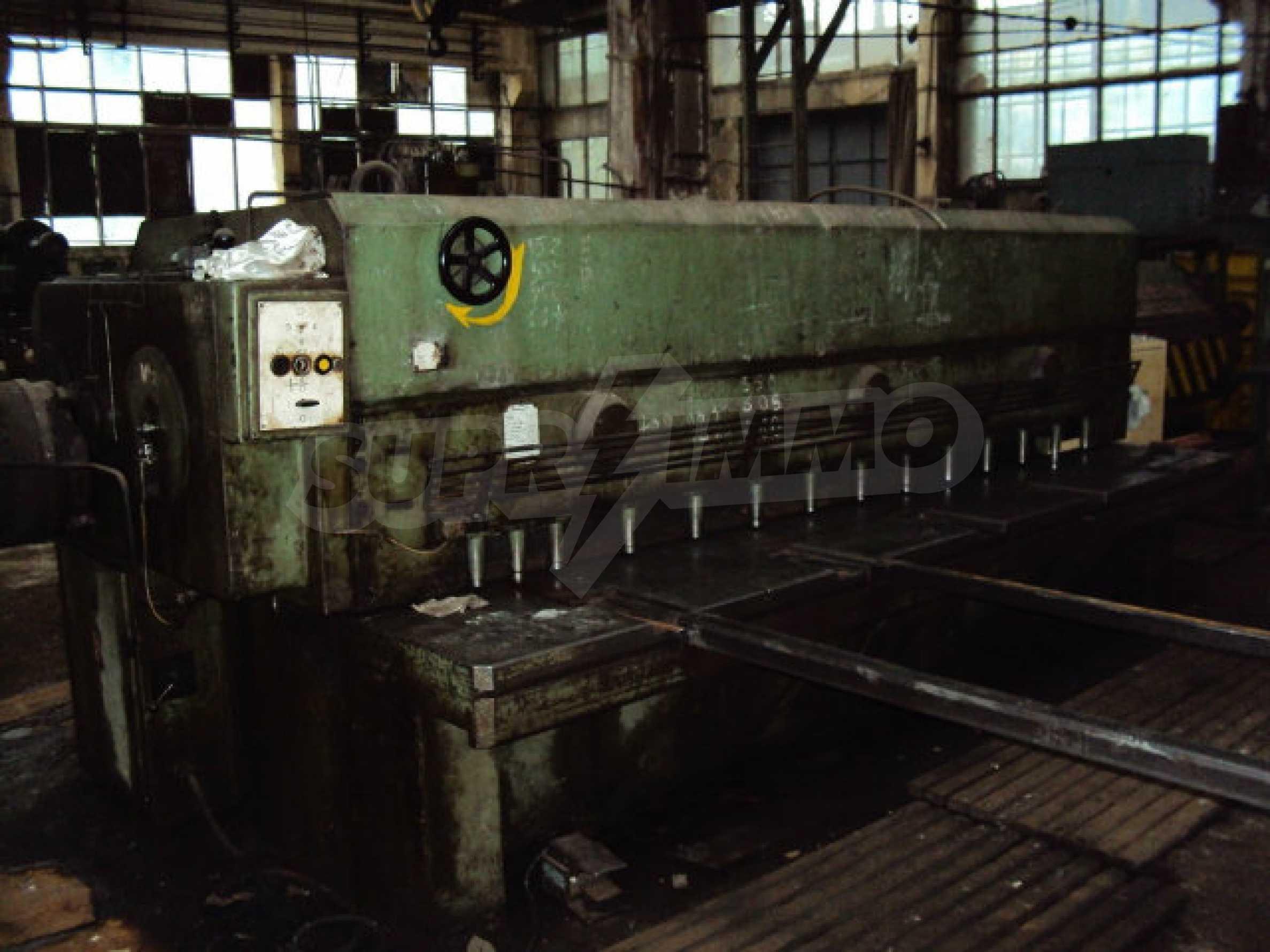 Factory for metal parts in Veliko Tarnovo 34