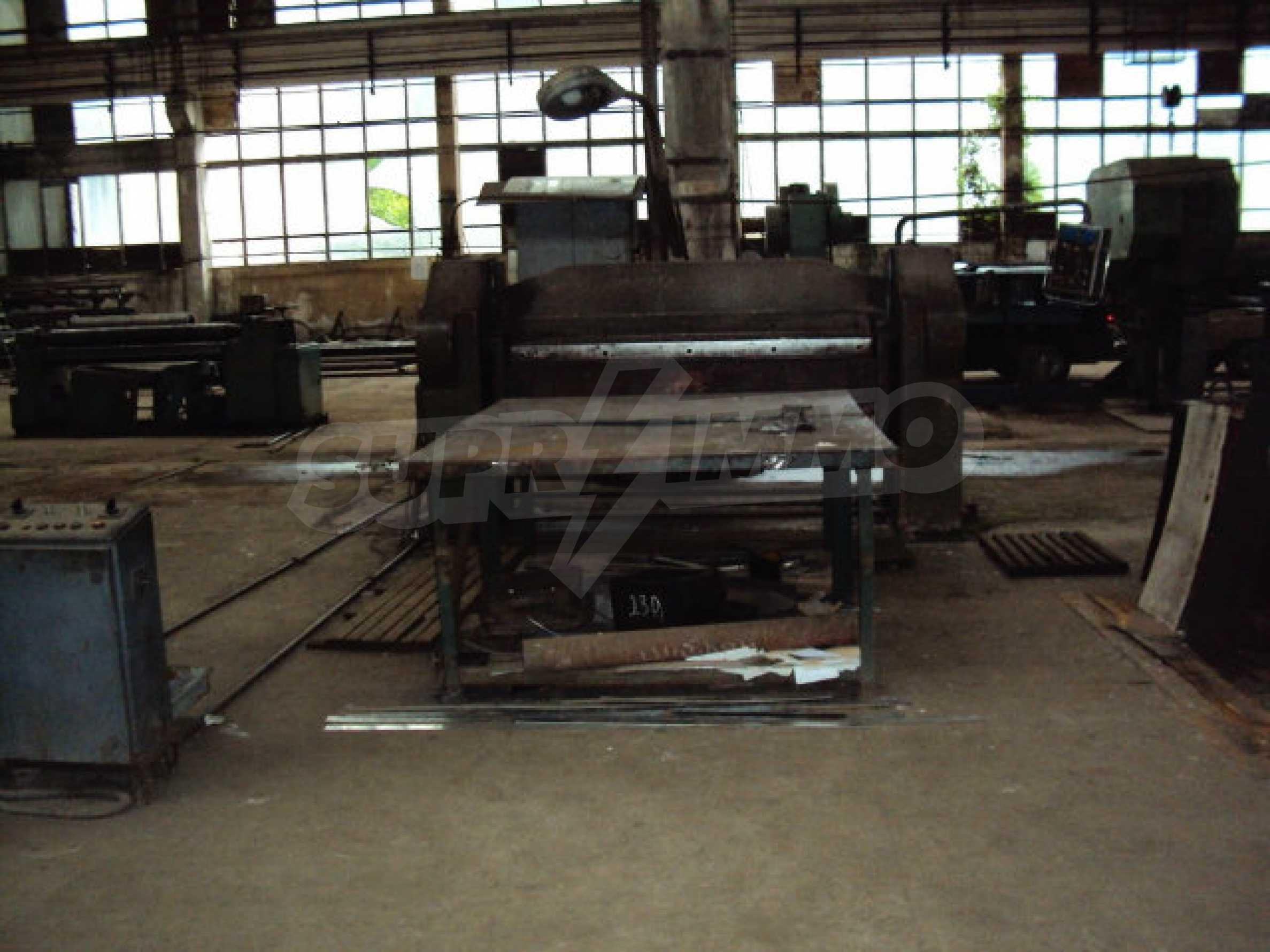 Factory for metal parts in Veliko Tarnovo 40