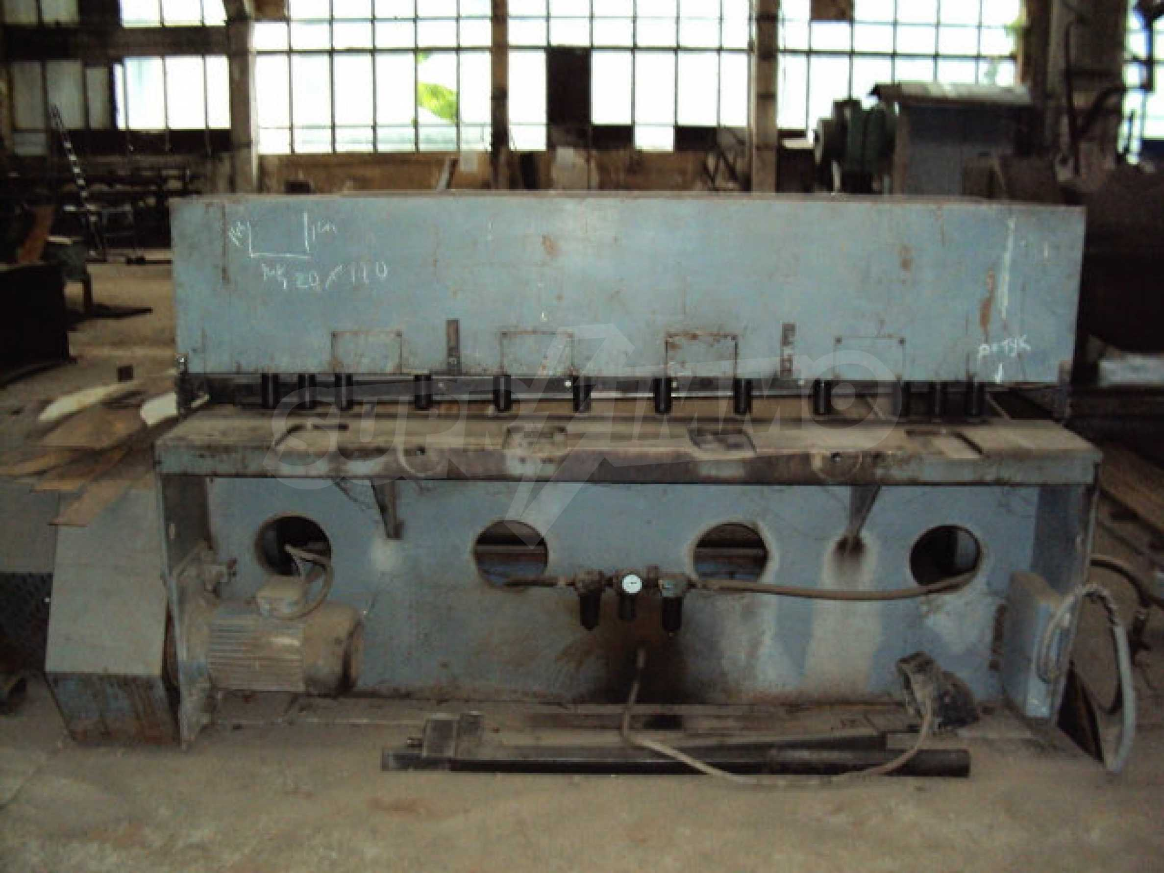 Factory for metal parts in Veliko Tarnovo 41