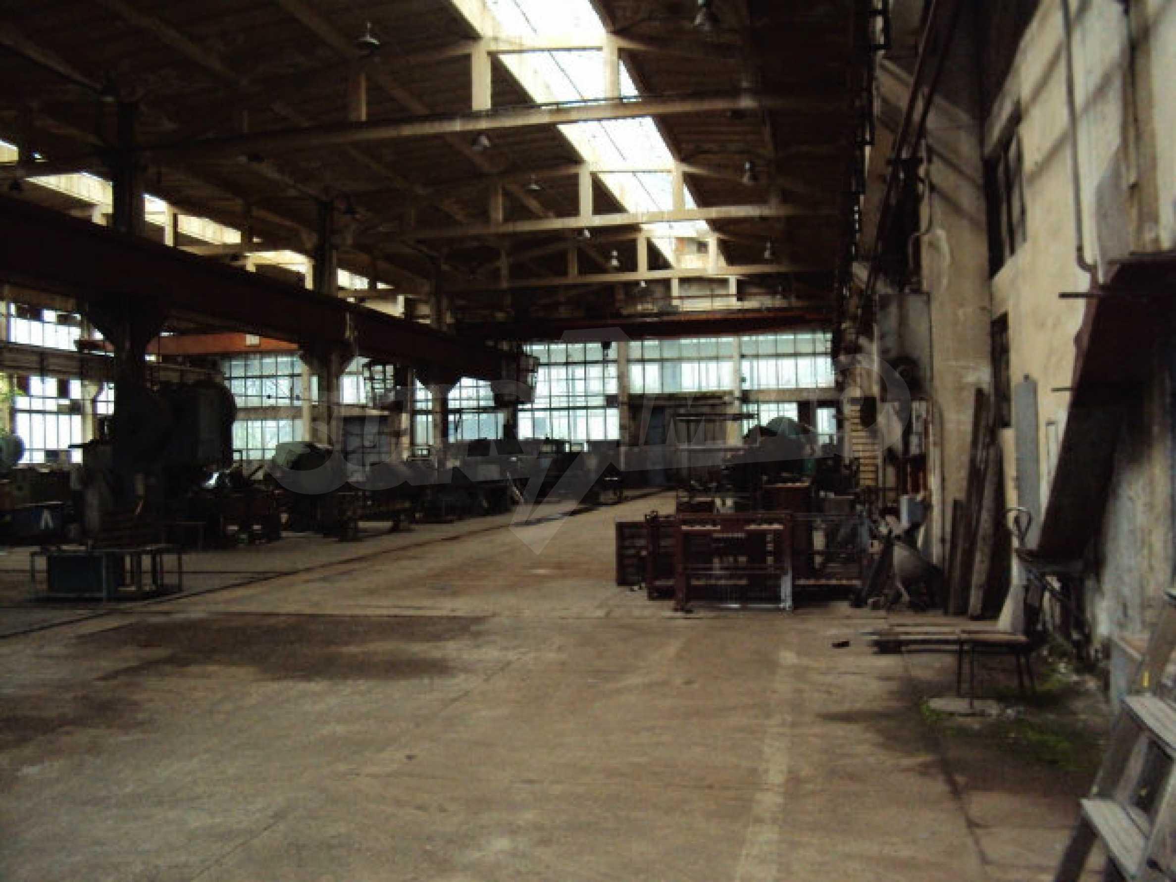 Factory for metal parts in Veliko Tarnovo 47