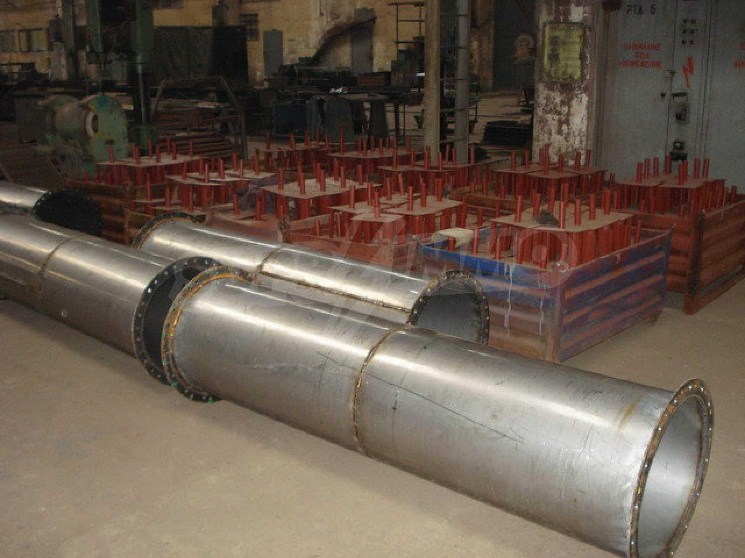 Factory for metal parts in Veliko Tarnovo 5