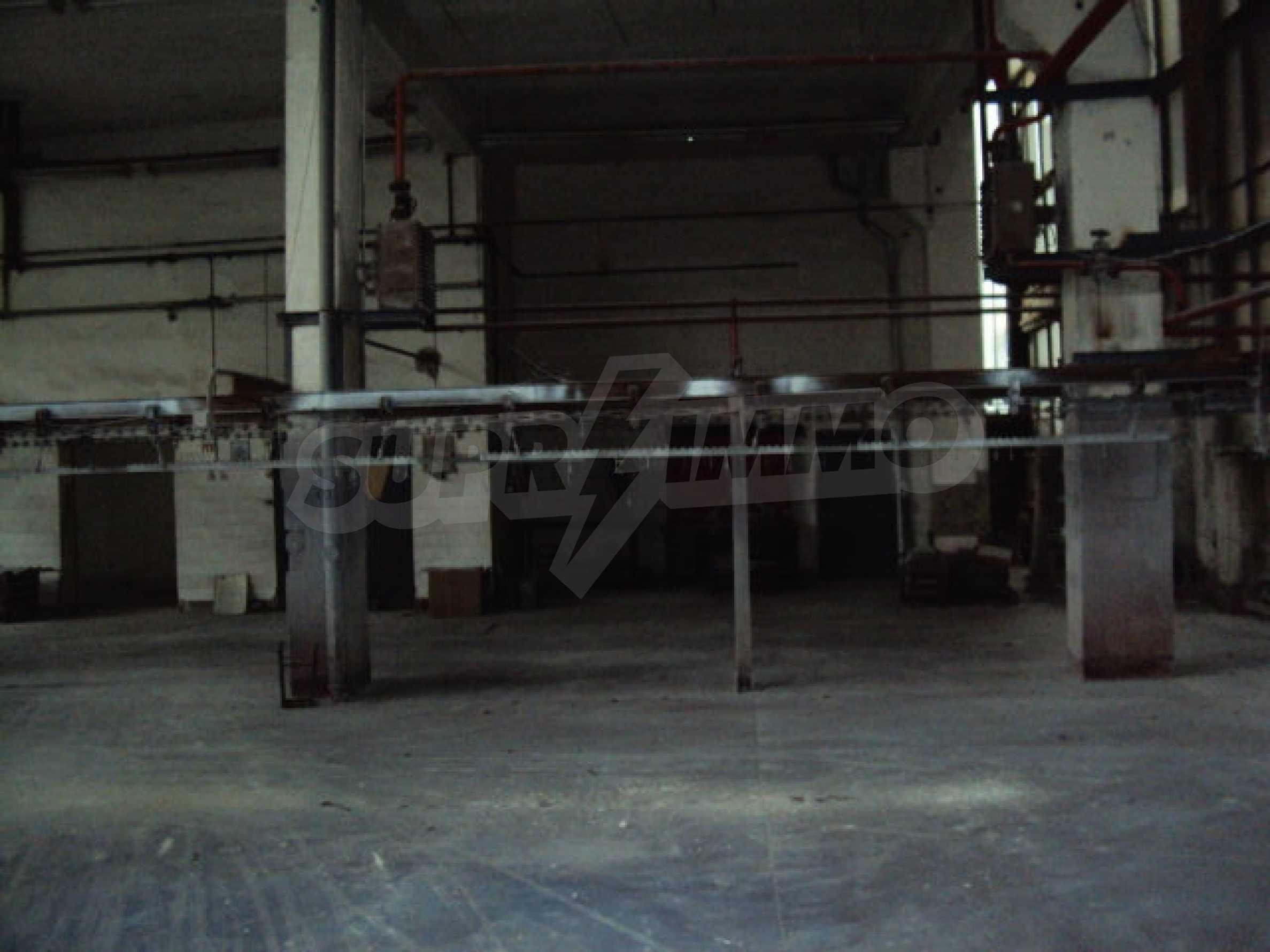 Factory for metal parts in Veliko Tarnovo 59