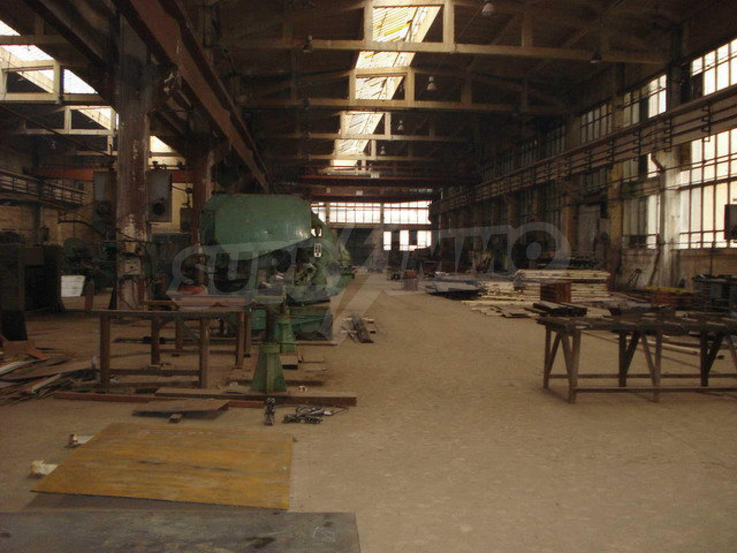 Factory for metal parts in Veliko Tarnovo 6