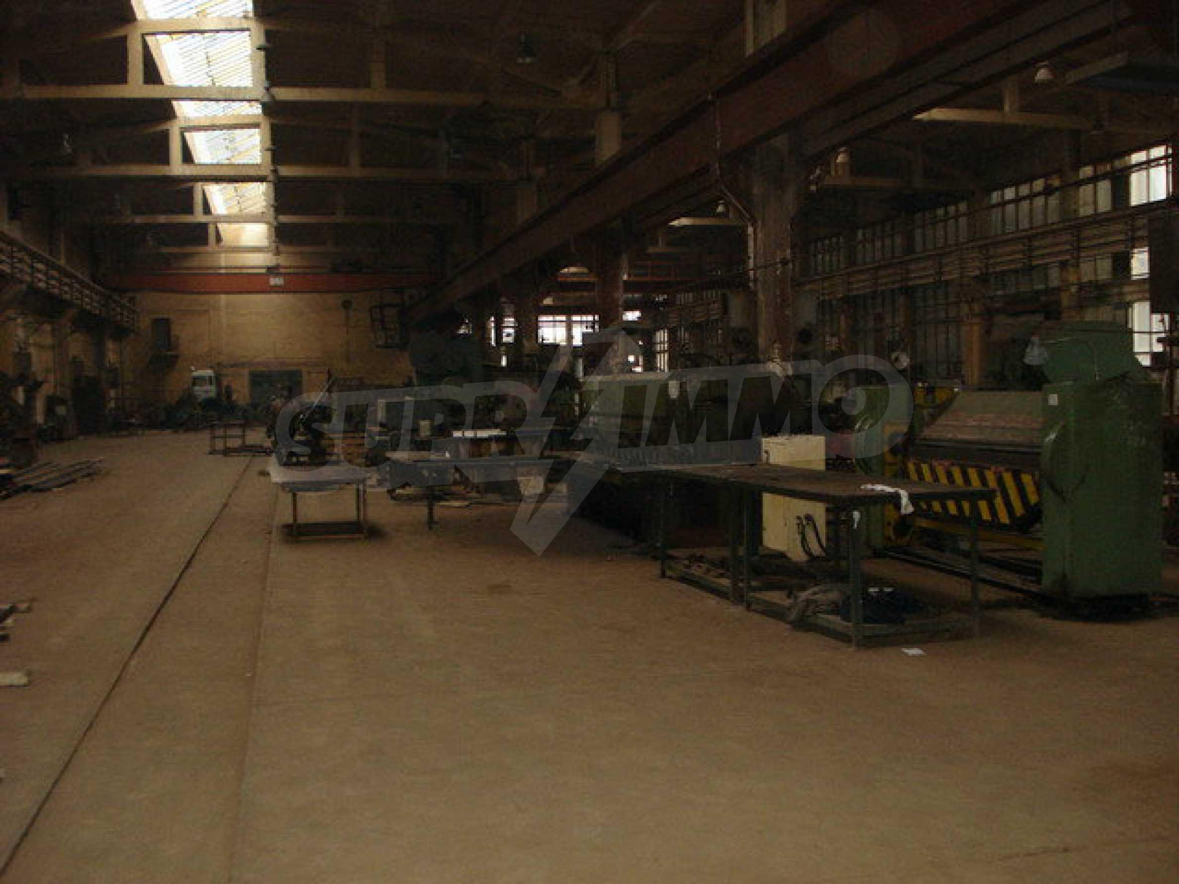Factory for metal parts in Veliko Tarnovo 7