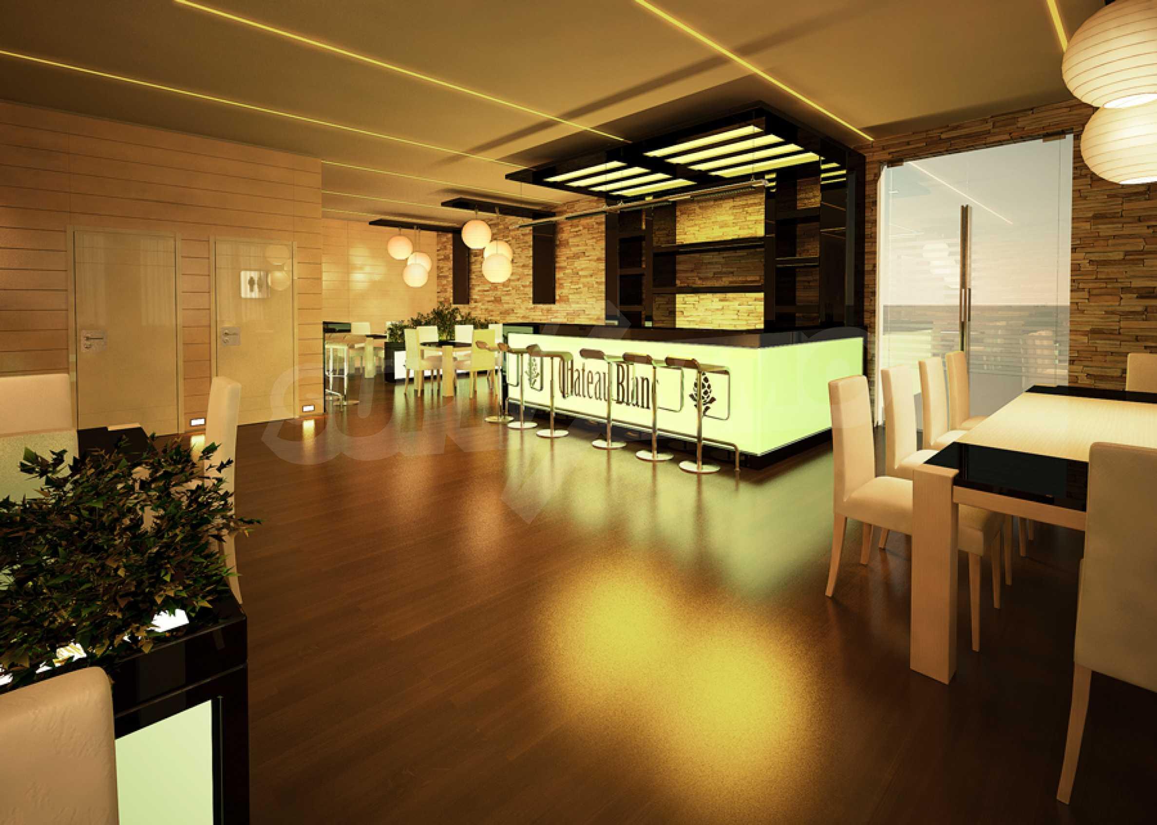 Chateau Blanc (Шато Блан): Возможно лучшая возможность для инвестиции в Банско 22