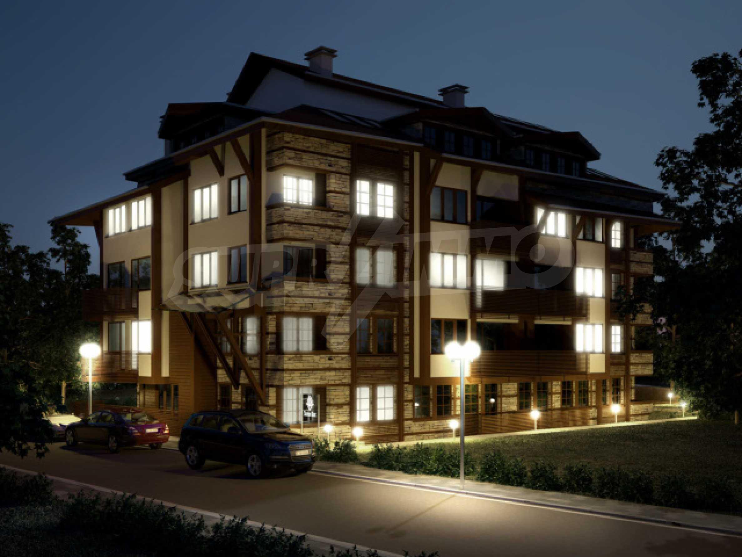 Chateau Blanc (Шато Блан): Возможно лучшая возможность для инвестиции в Банско 4