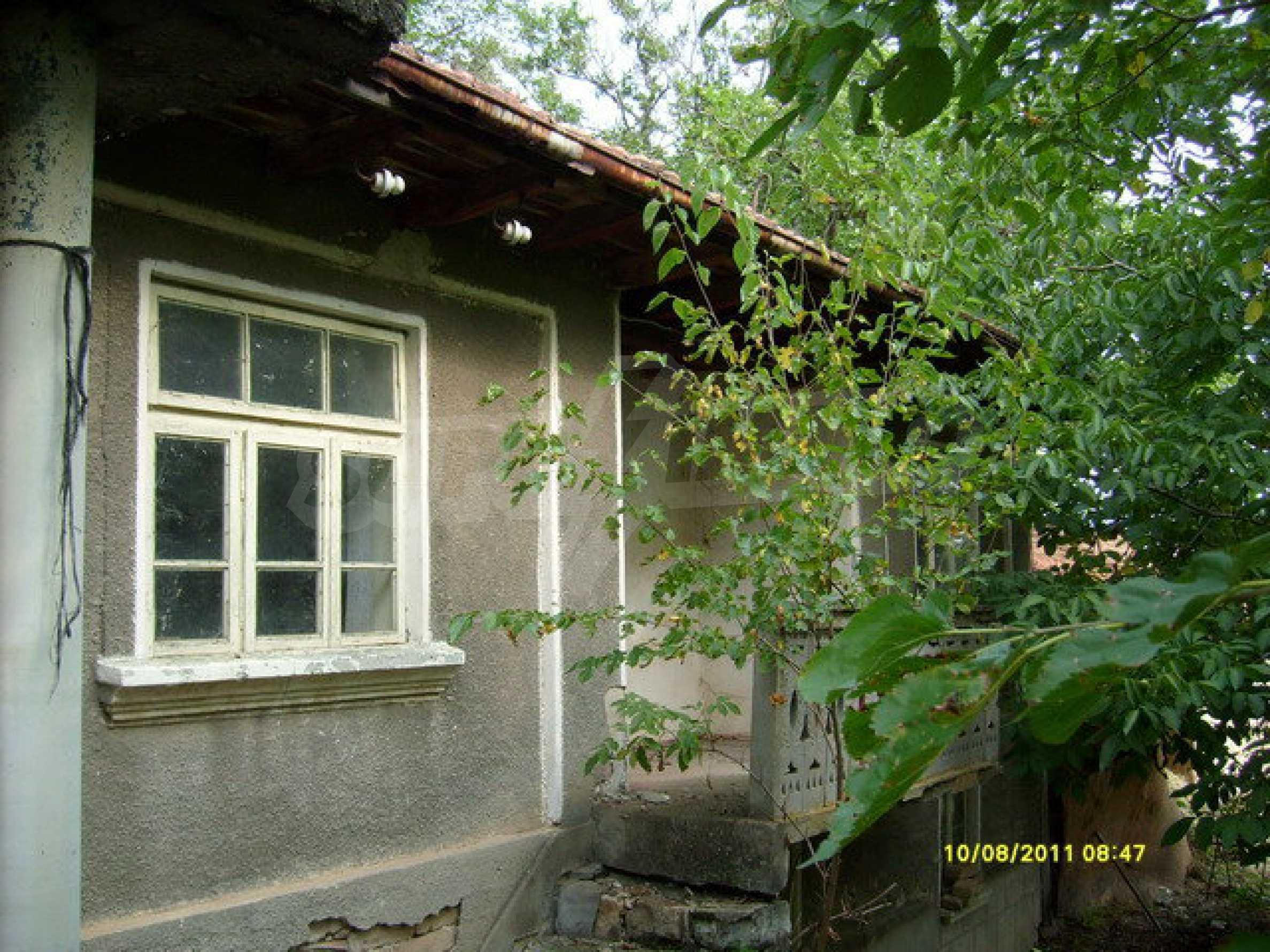 A big house near Veliko Tarnovo