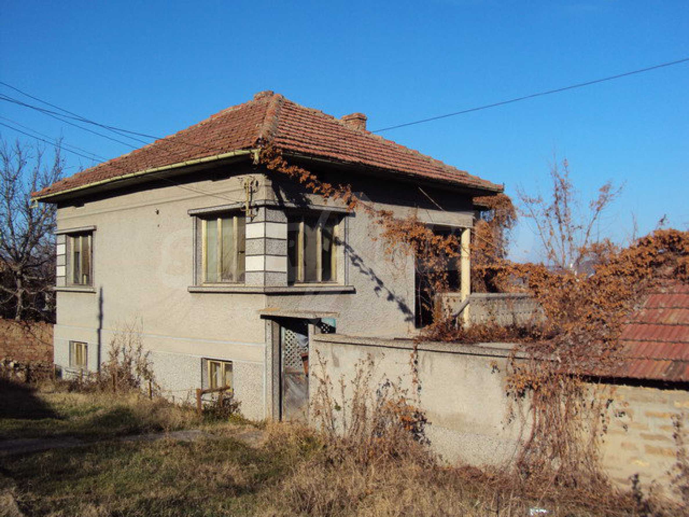 Spacious house in excellent condition in a village 25 km. the old capital of Veliko Tarnovo 2