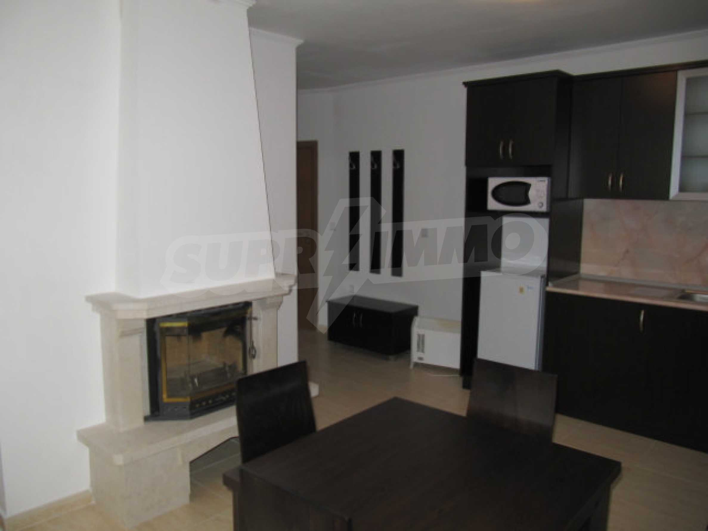 One-bedroom apartment in Grand Monastery complex 4