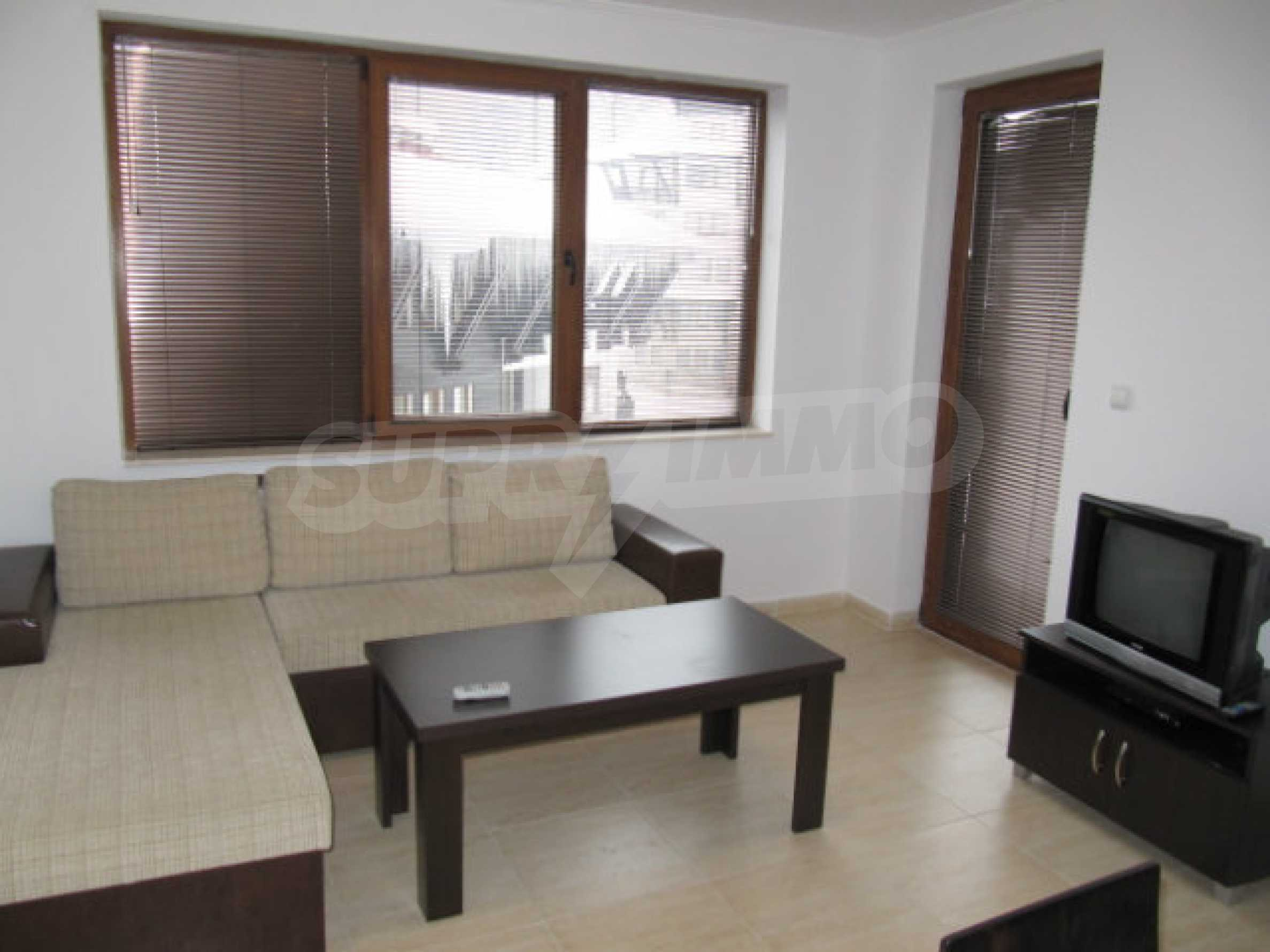 One-bedroom apartment in Grand Monastery complex 5