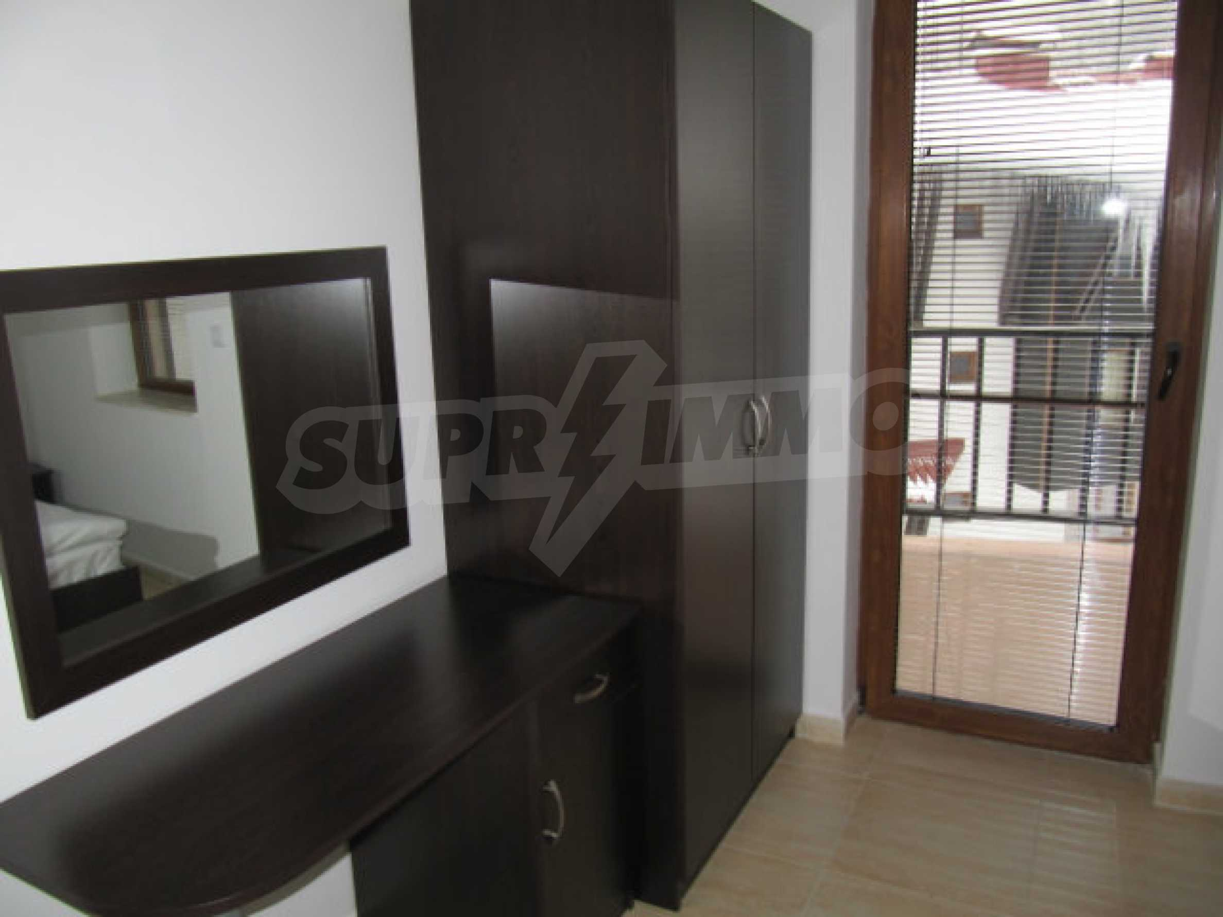 One-bedroom apartment in Grand Monastery complex 8