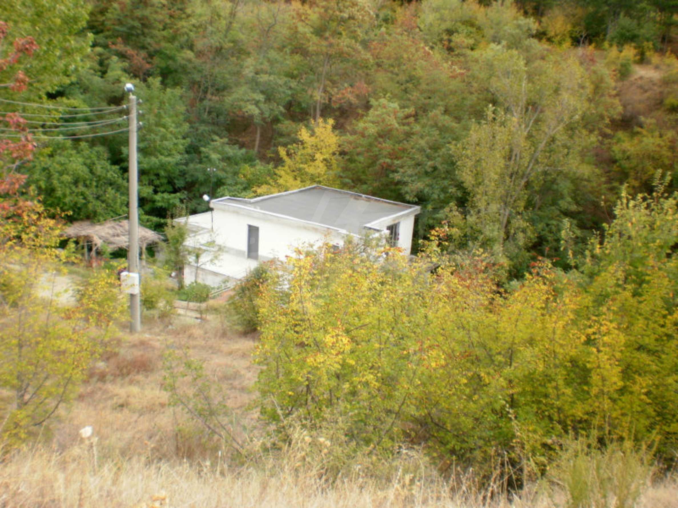 Участок возле Градешки минеральных источников  5
