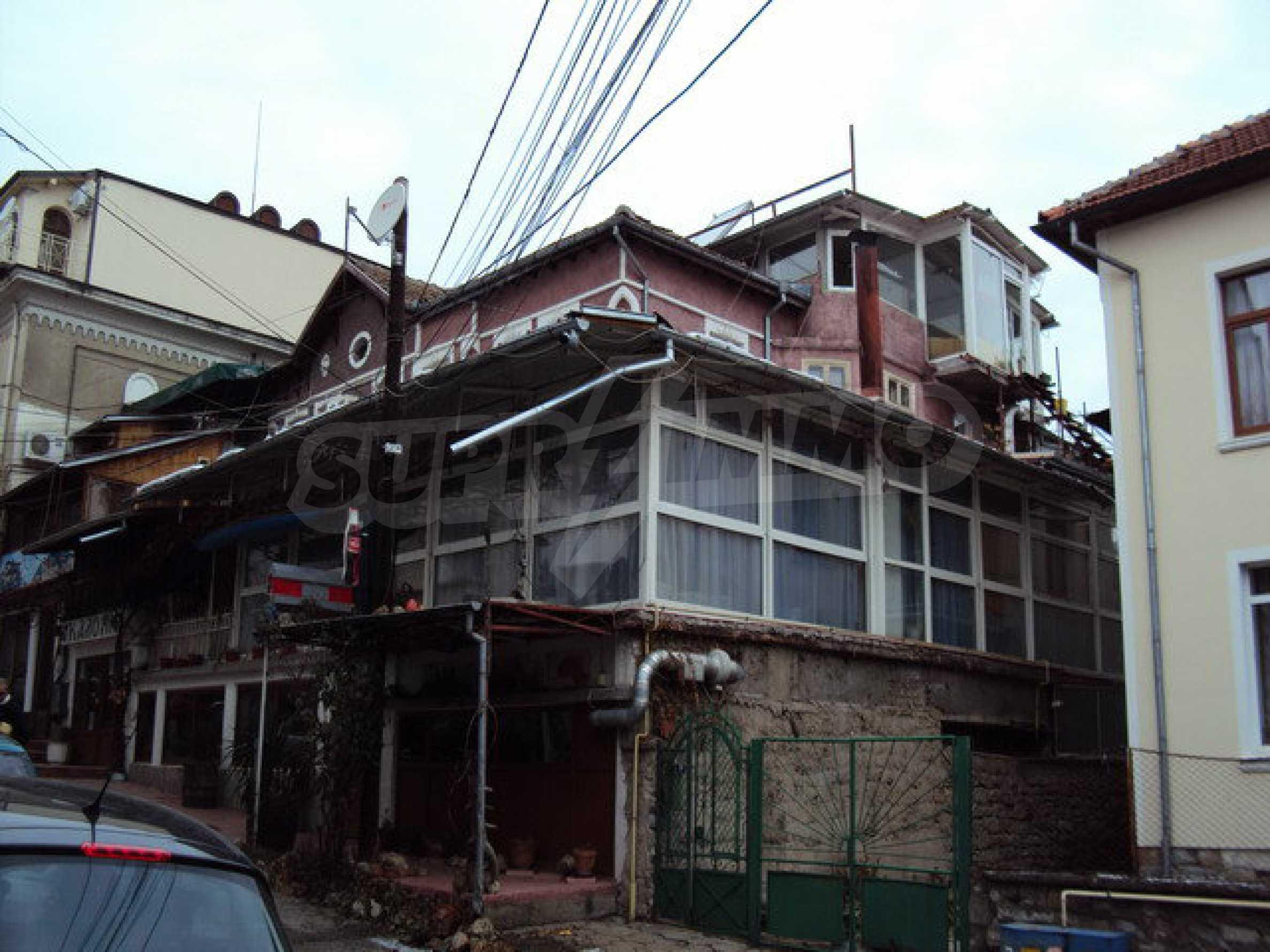 Трехэтажный дом в центре старой столицы - Велико Тырново 4