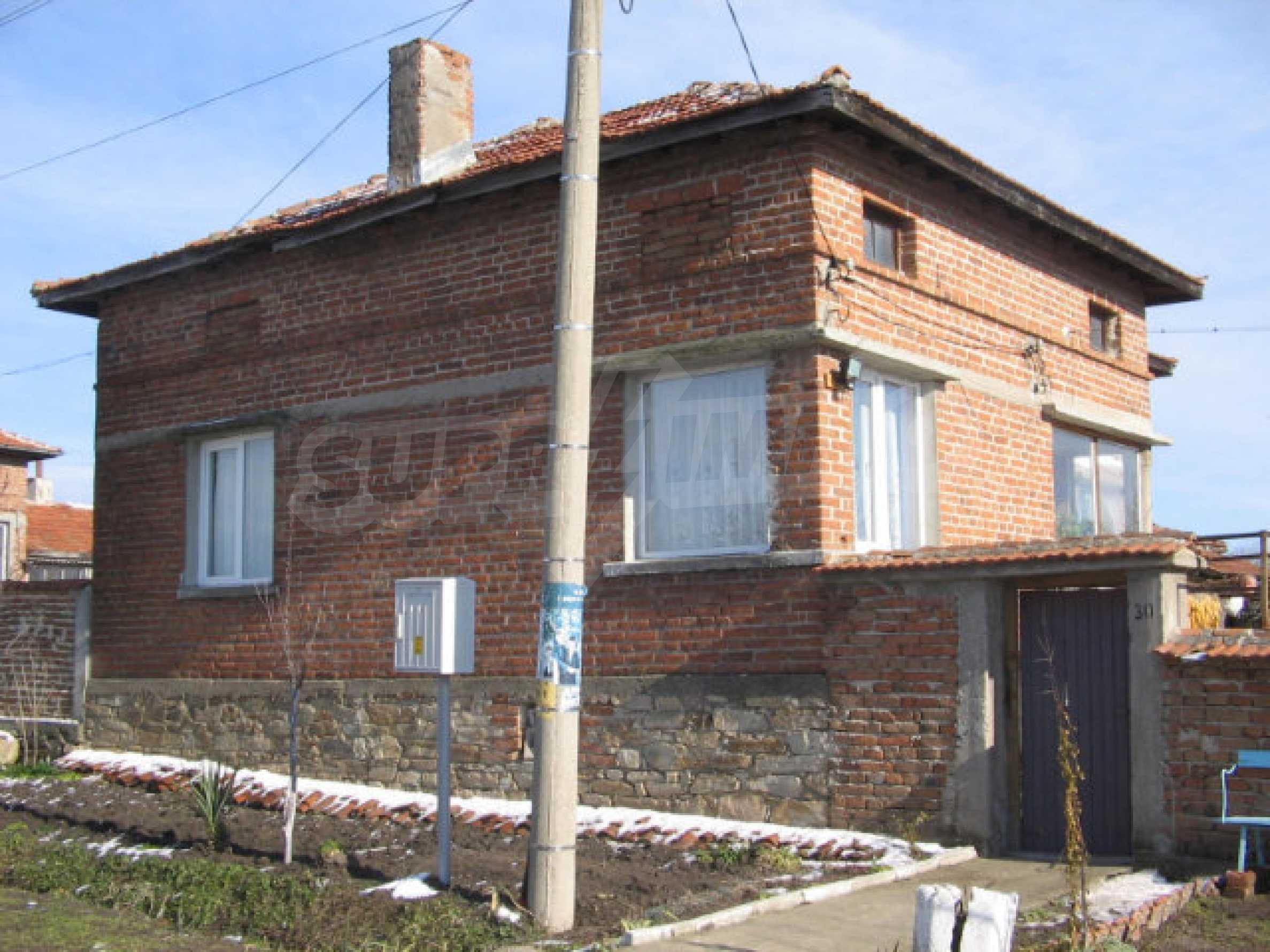 House near Haskovo