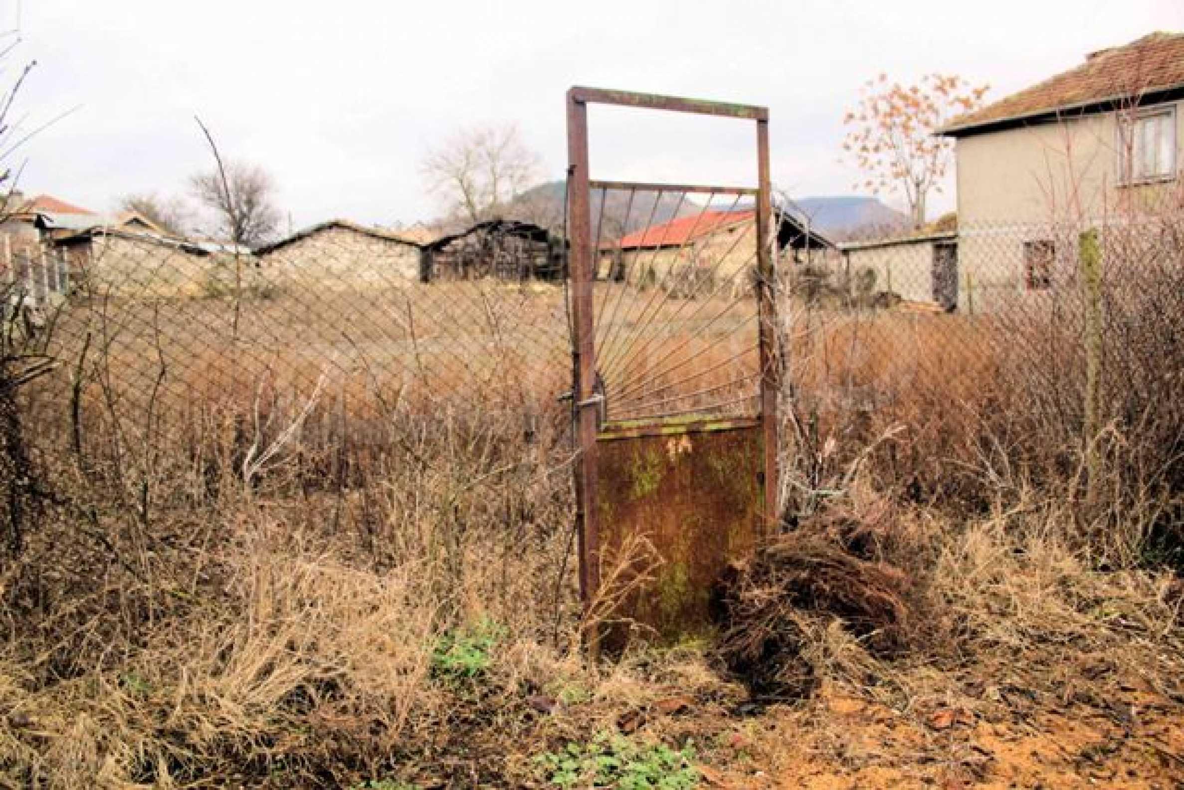 Village plot for sale near Suvorovo 1