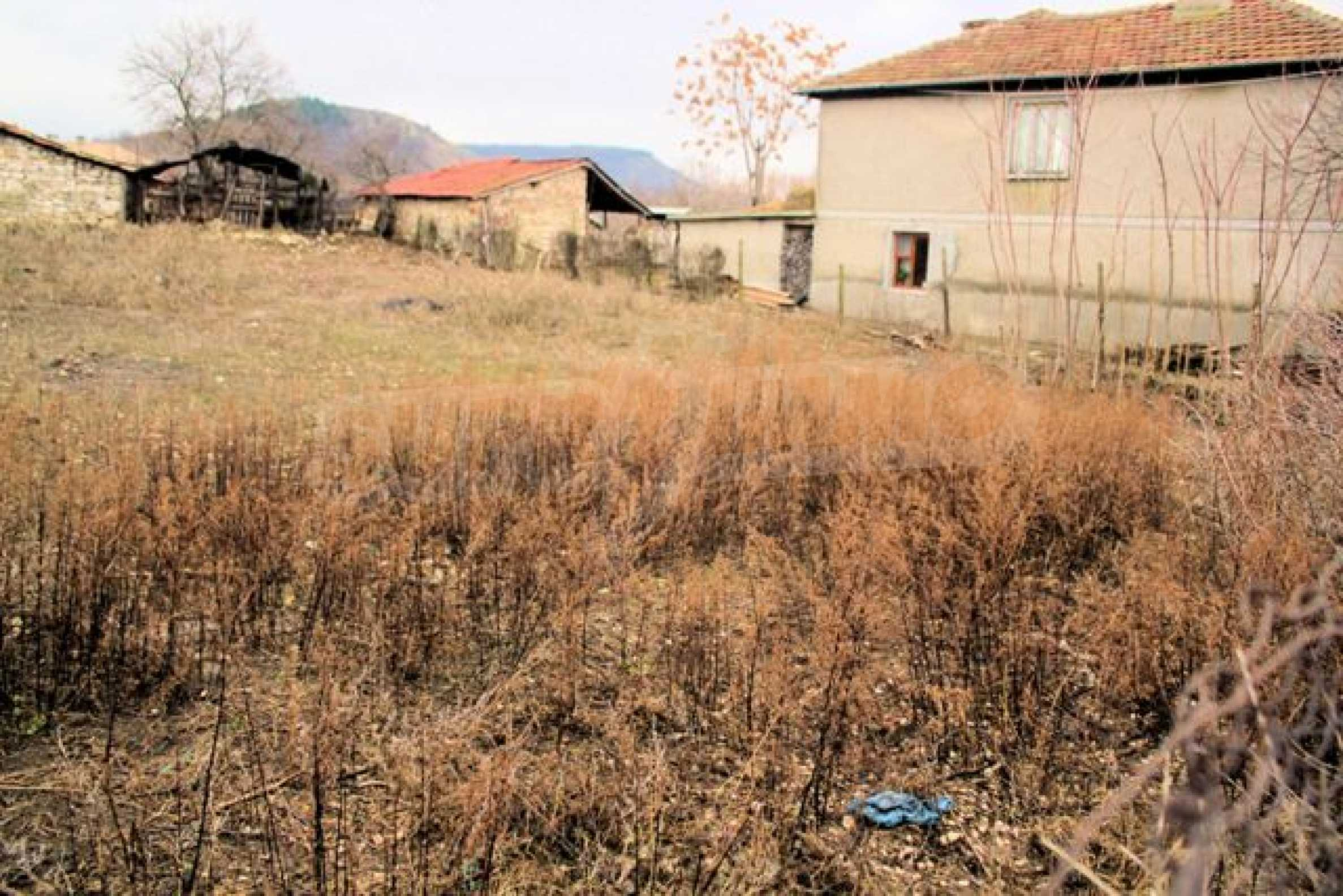 Village plot for sale near Suvorovo 2