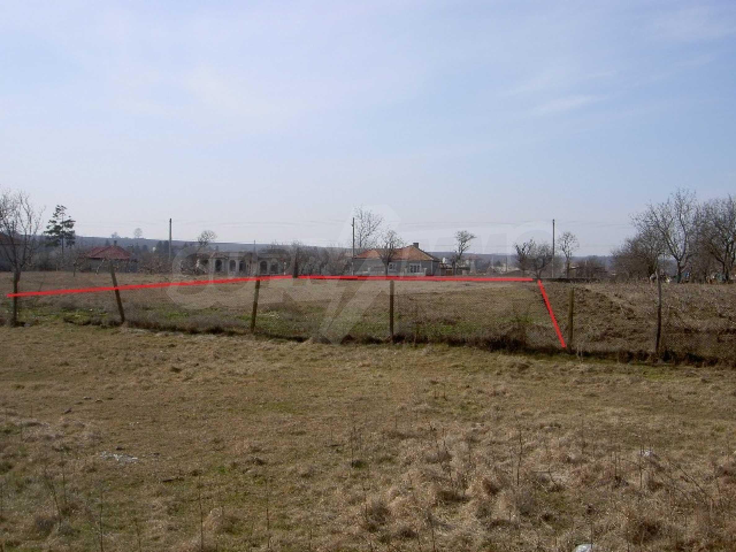 Plot near Romanian border 2