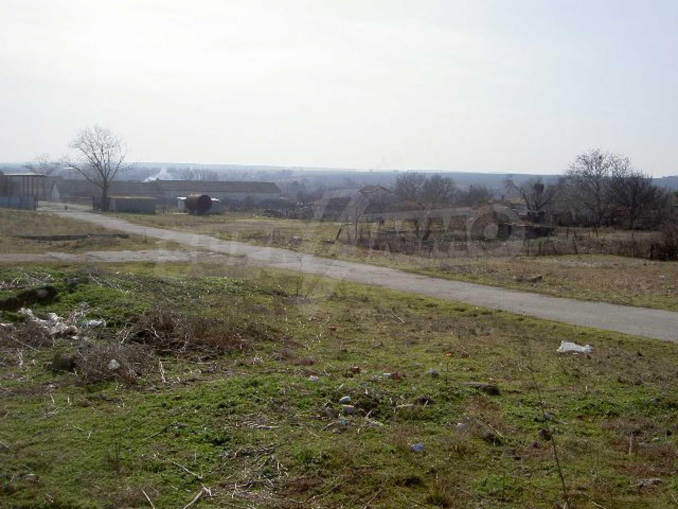 Plot near Romanian border 8
