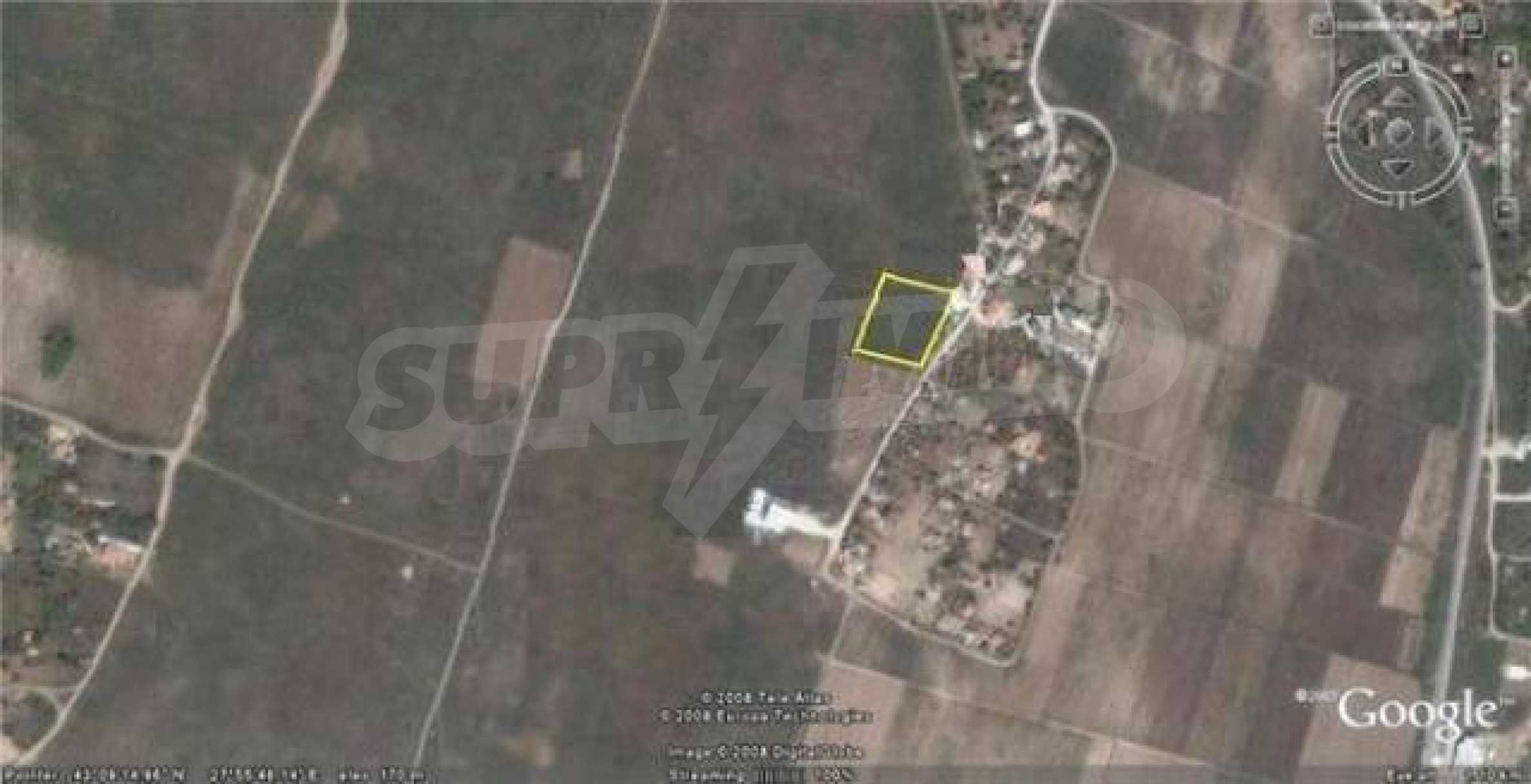 Plot in Galata for sale 1