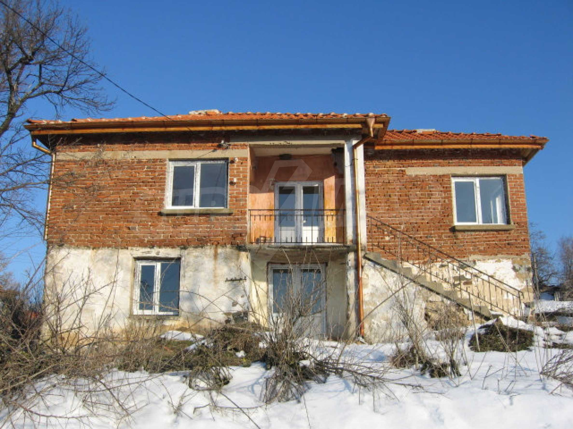House near Svilengrad