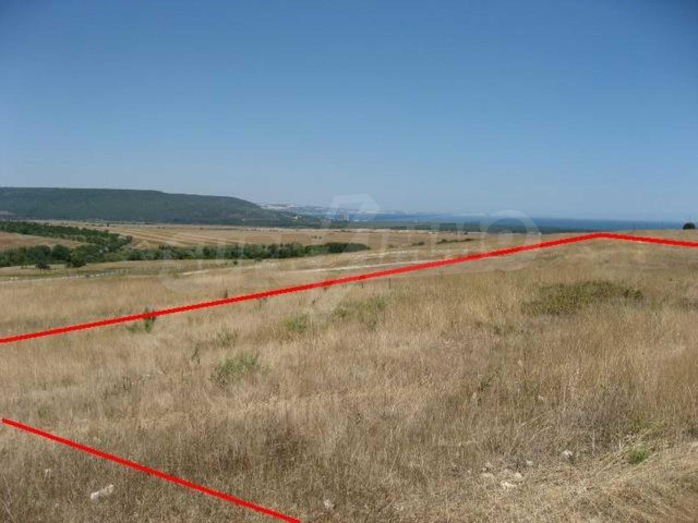 Plot near Albena