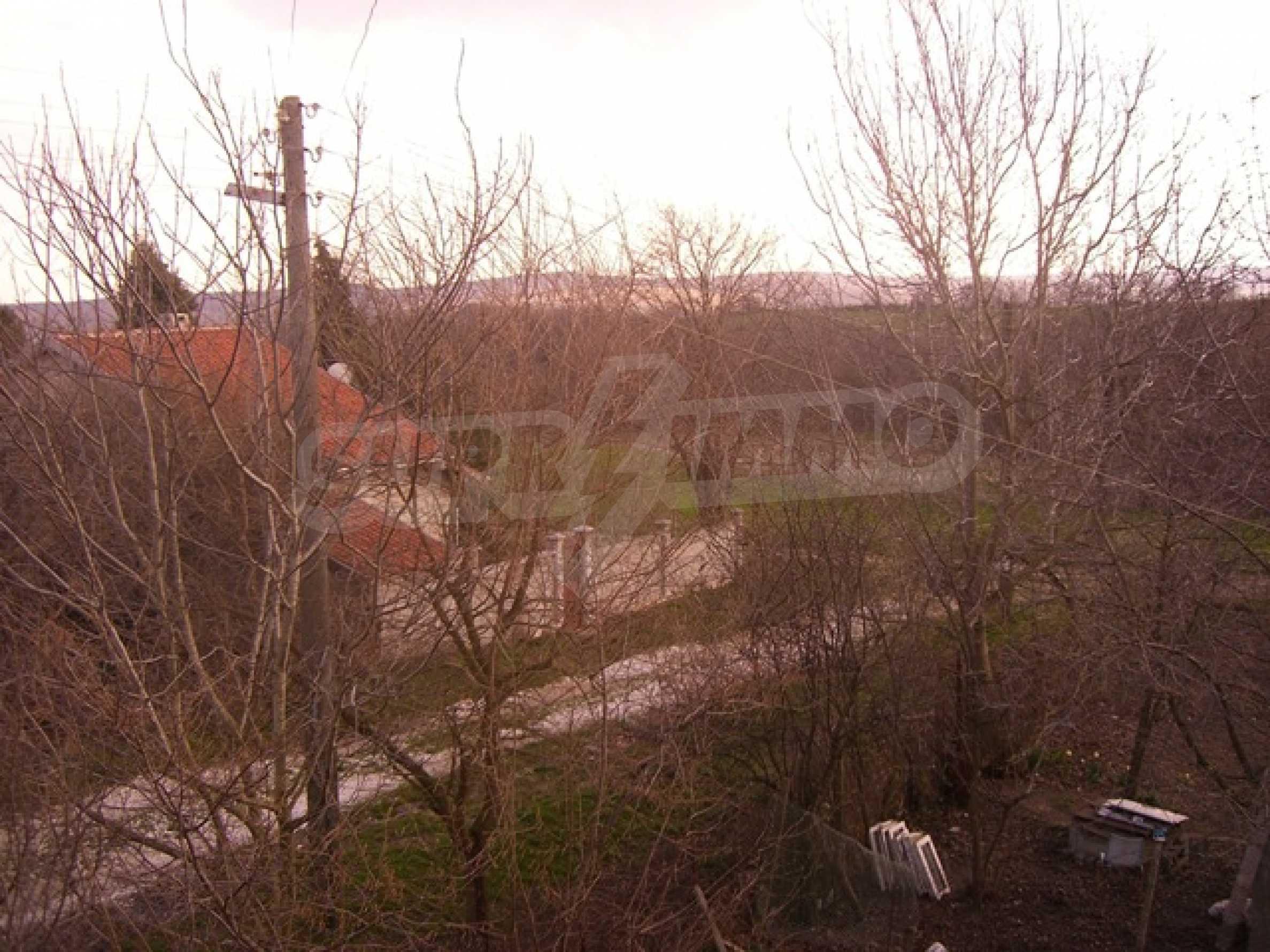 Дом в деревне Круша в 20 км от Варны 12