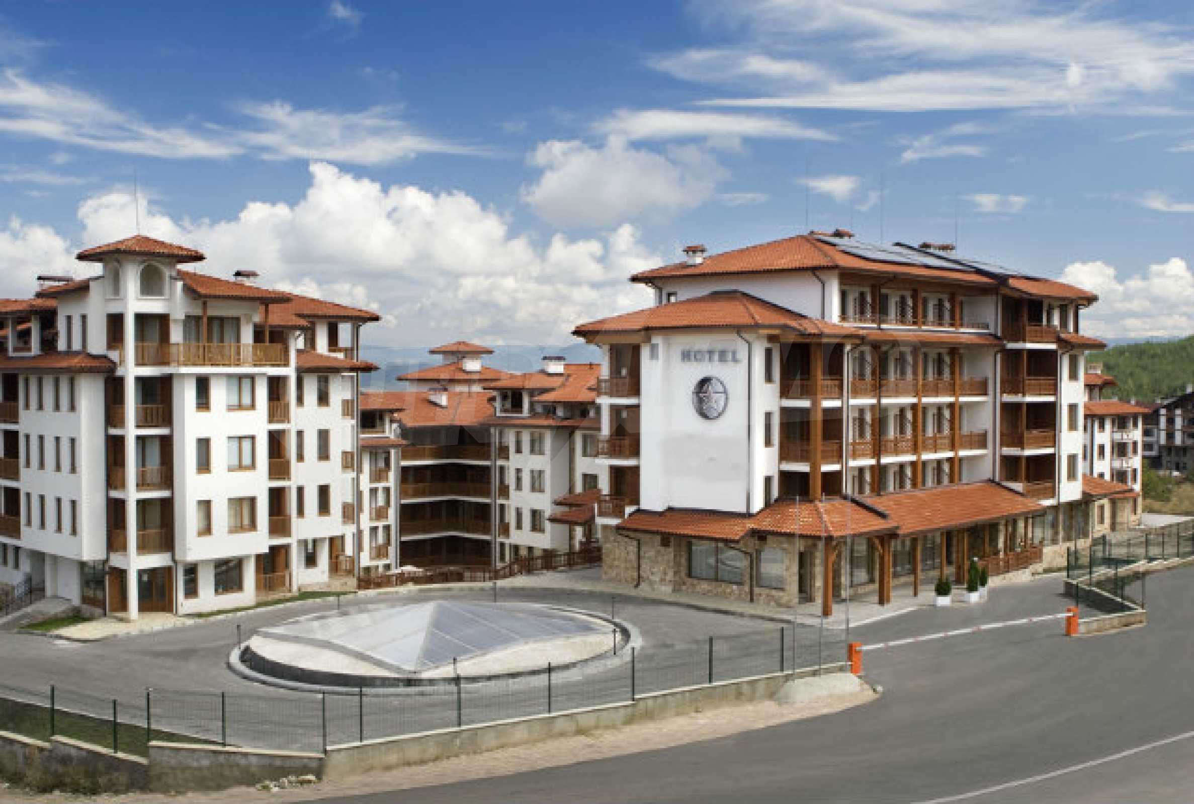 Hotel for sale in the ski resort of Bansko