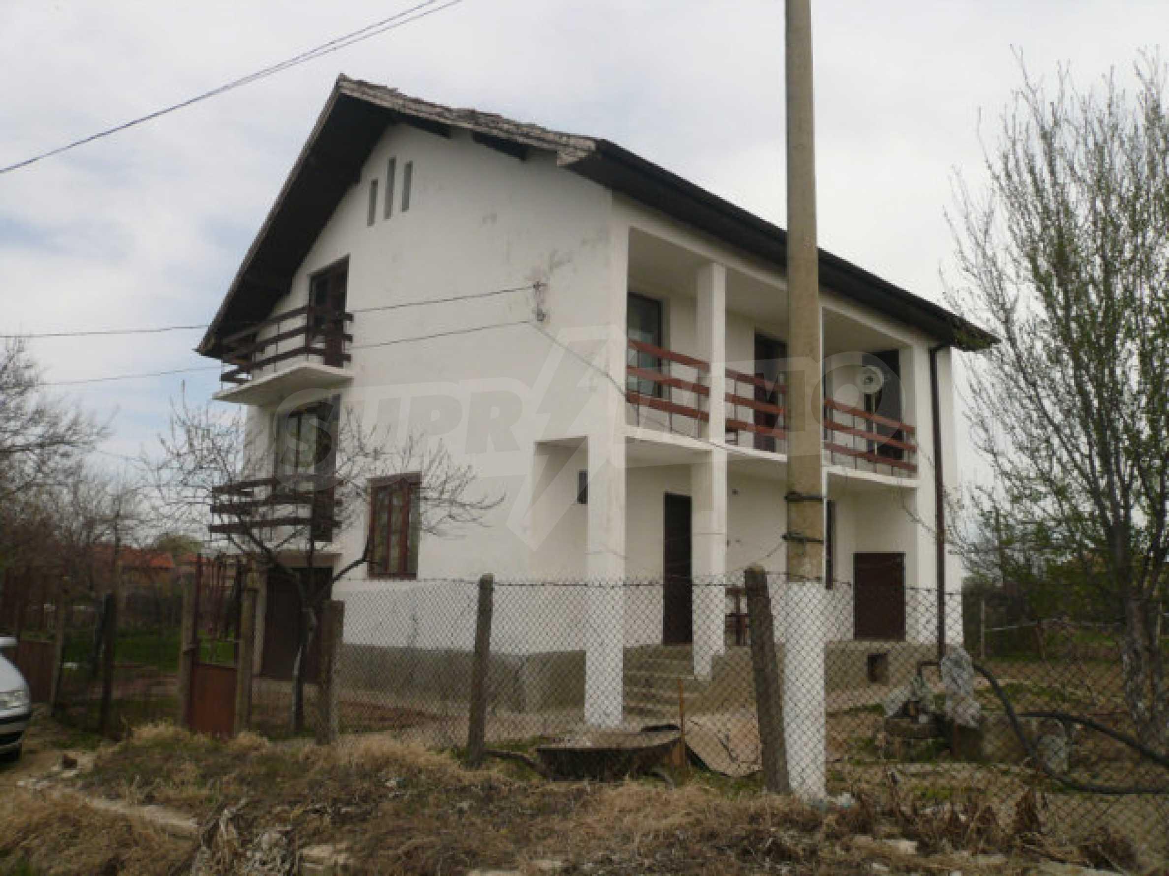 House near Vidin