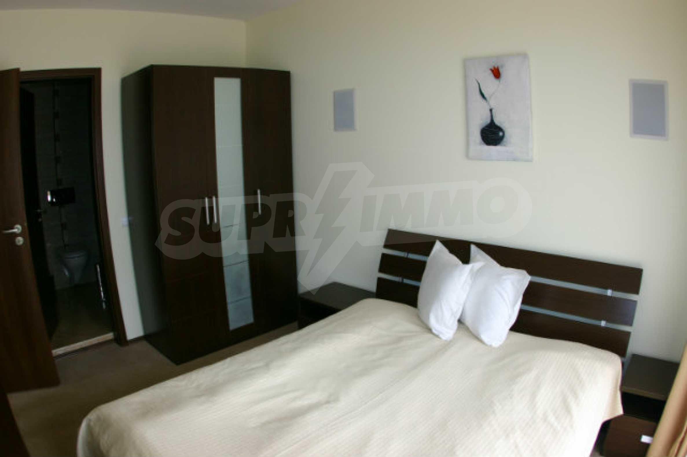 Апартамент в «Мурите Клуб Хотел» (White Fir Valley) 9