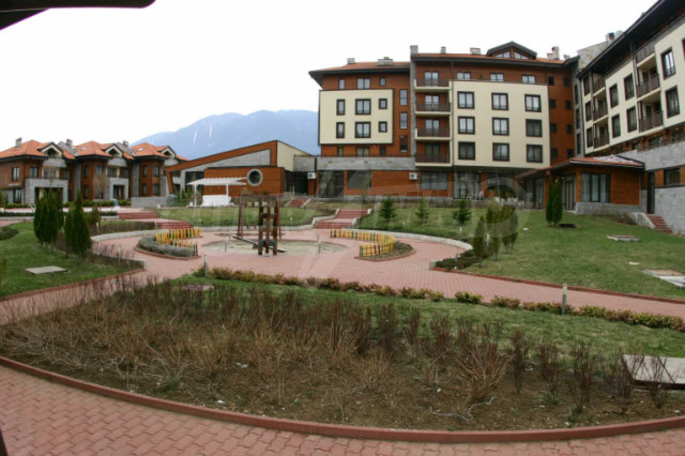 Апартамент в «Мурите Клуб Хотел» (White Fir Valley) 15