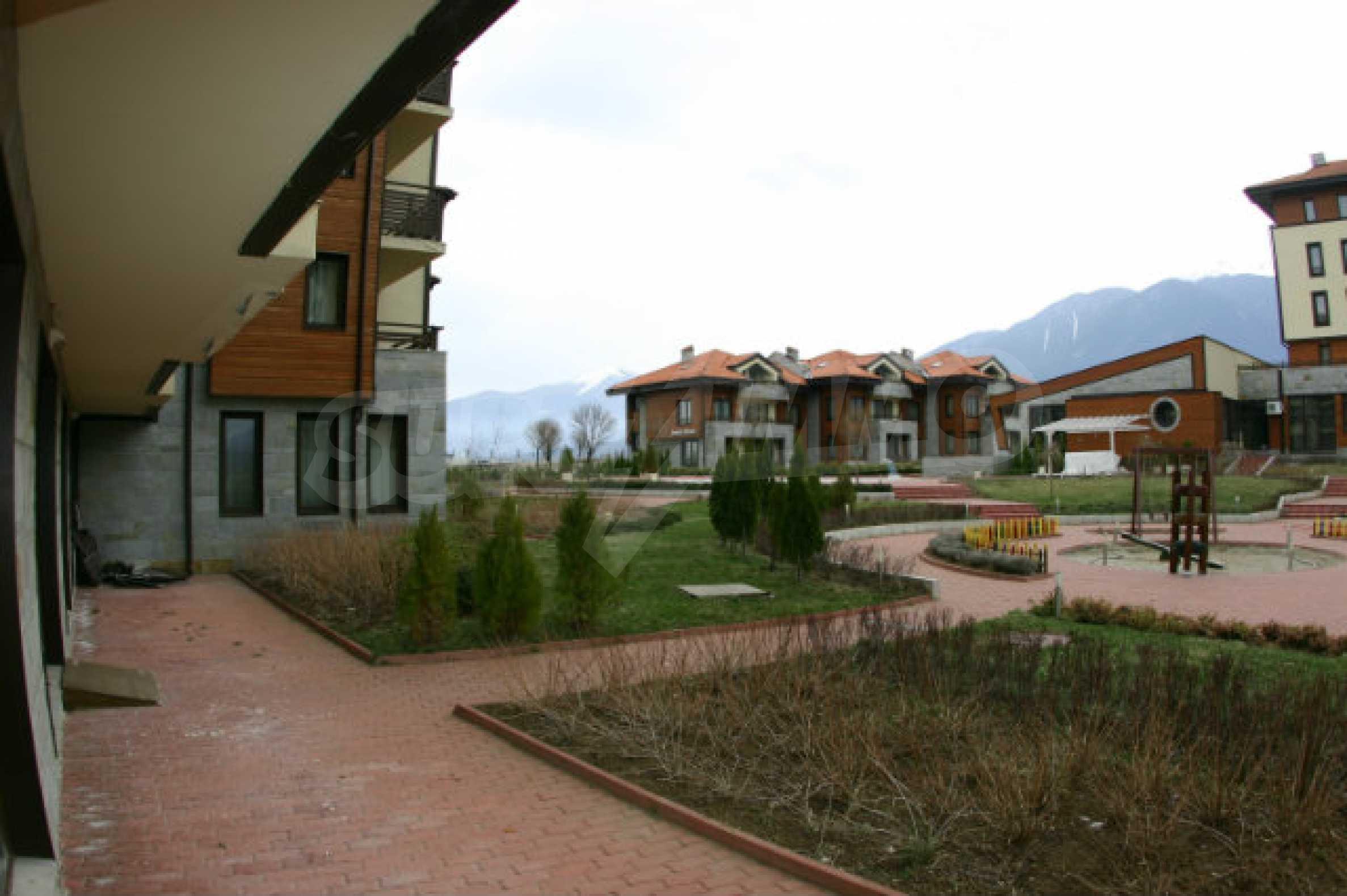 Апартамент в «Мурите Клуб Хотел» (White Fir Valley) 16