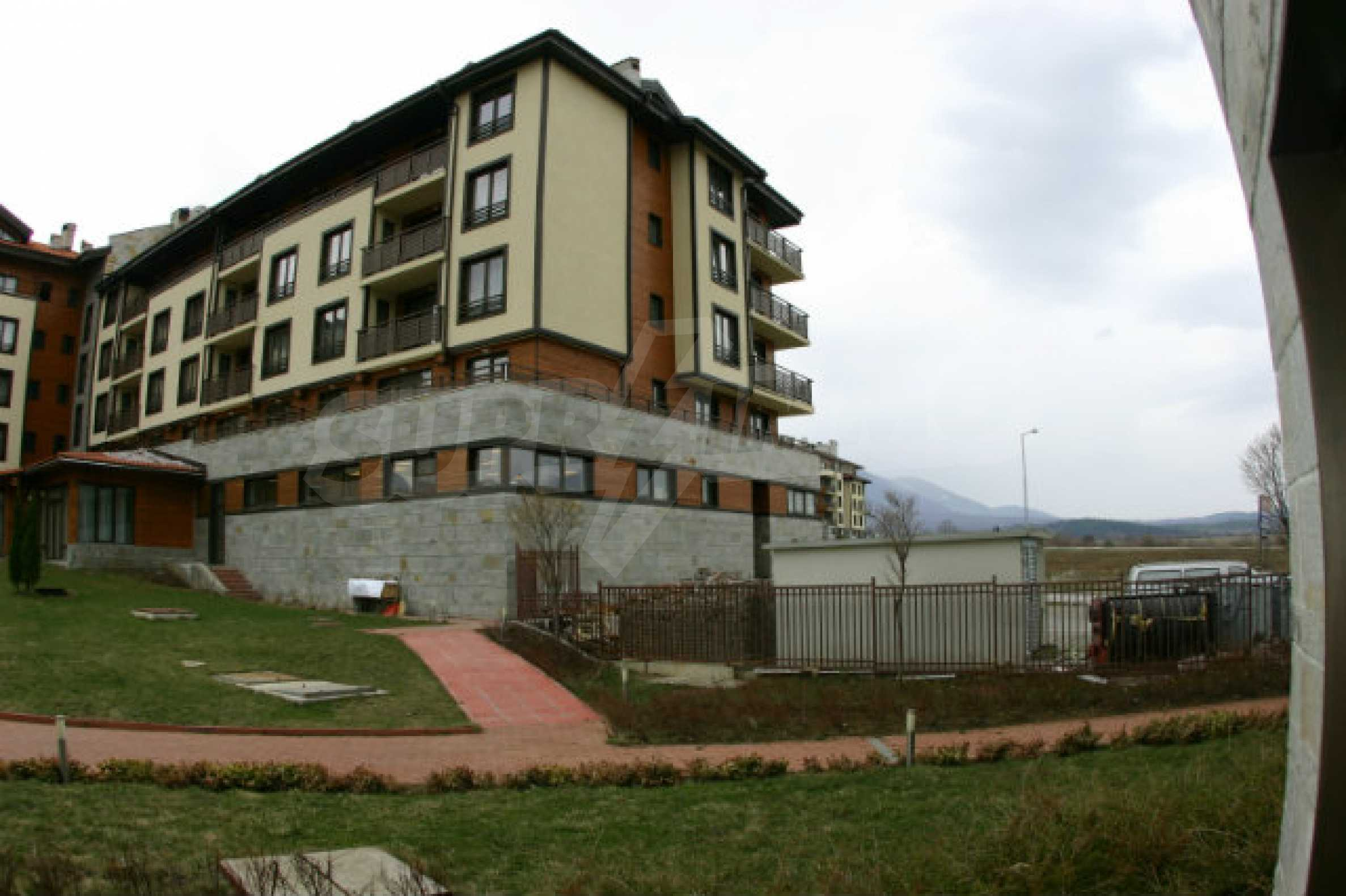 Апартамент в «Мурите Клуб Хотел» (White Fir Valley) 18