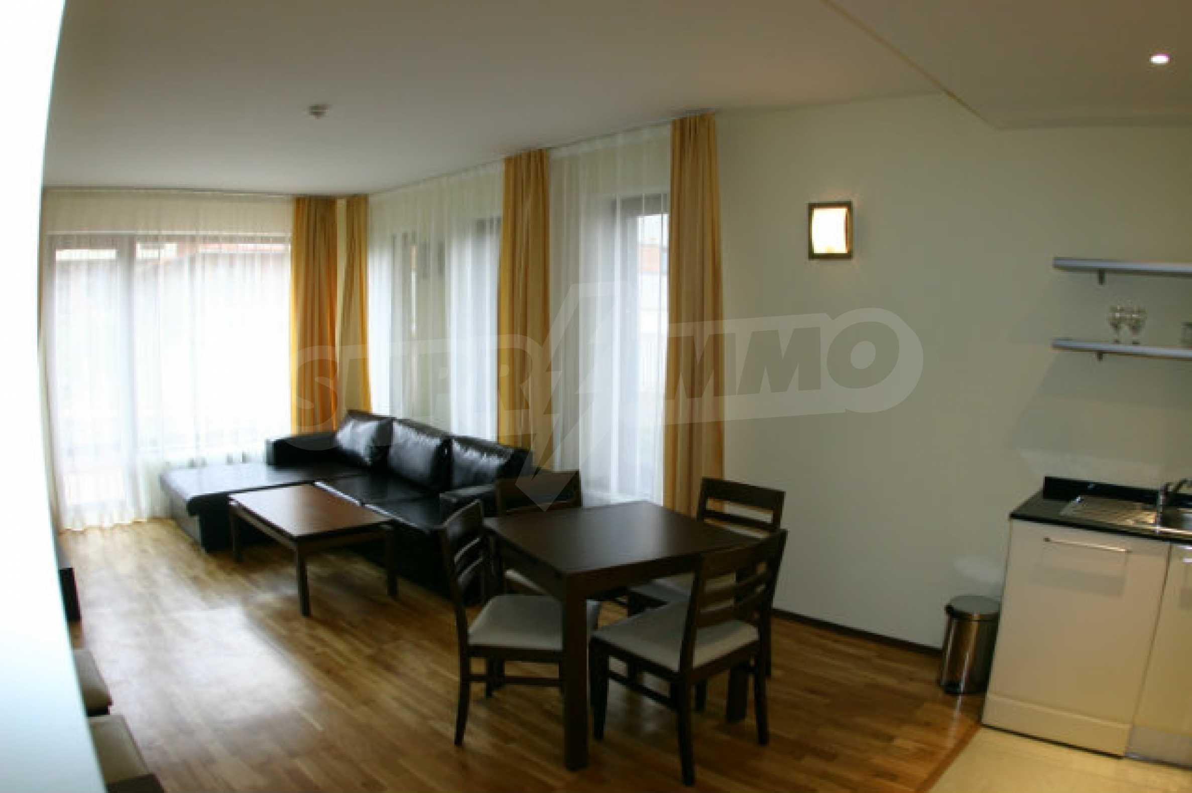 Апартамент в «Мурите Клуб Хотел» (White Fir Valley) 3