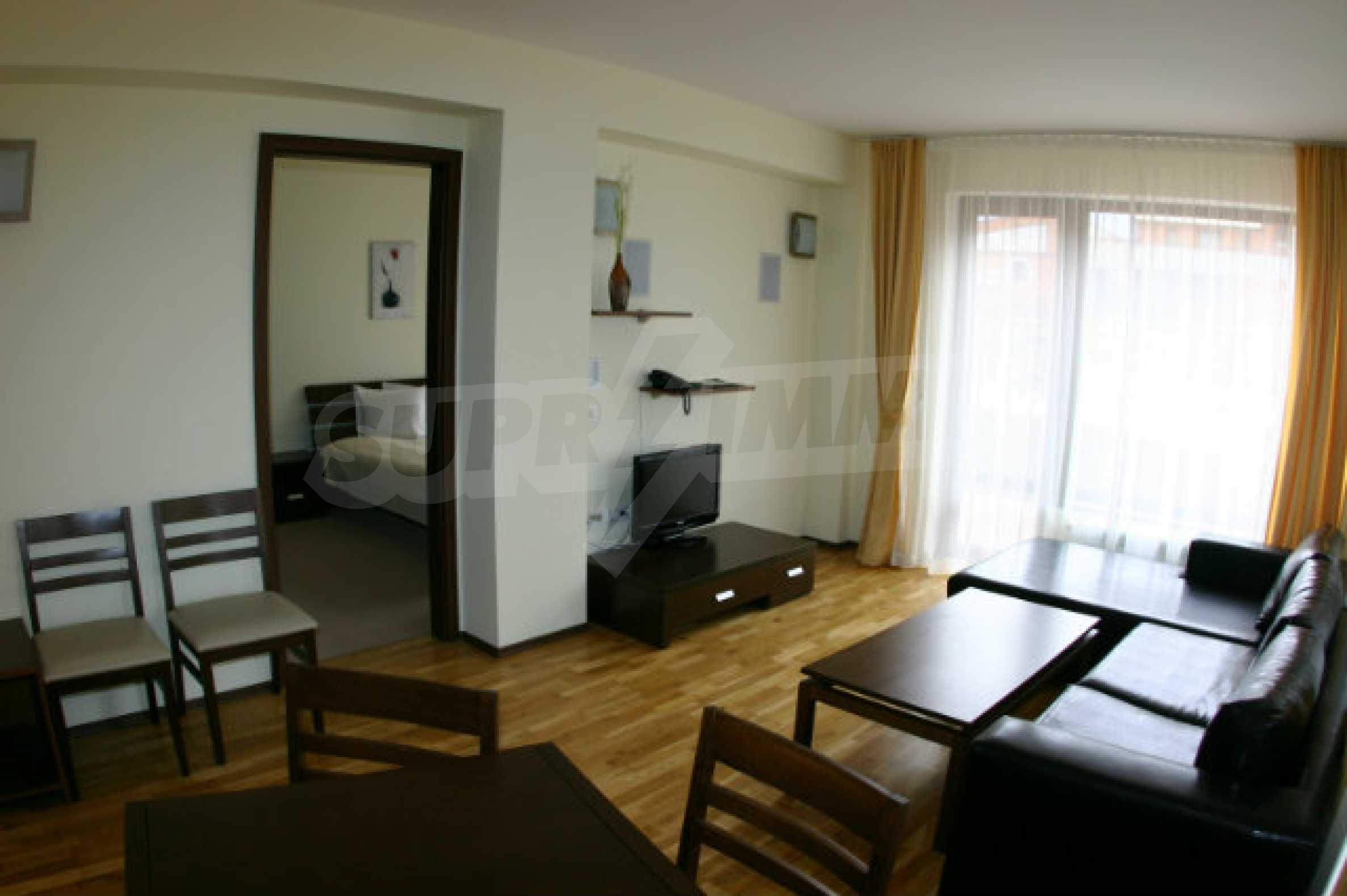 Апартамент в «Мурите Клуб Хотел» (White Fir Valley) 4