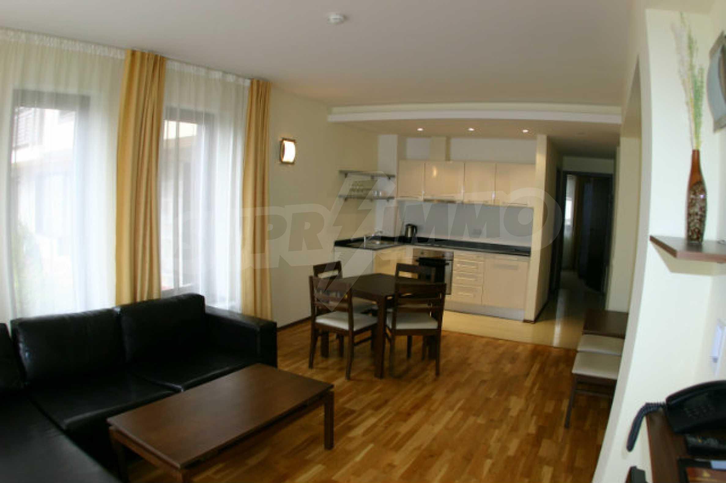 Апартамент в «Мурите Клуб Хотел» (White Fir Valley) 6