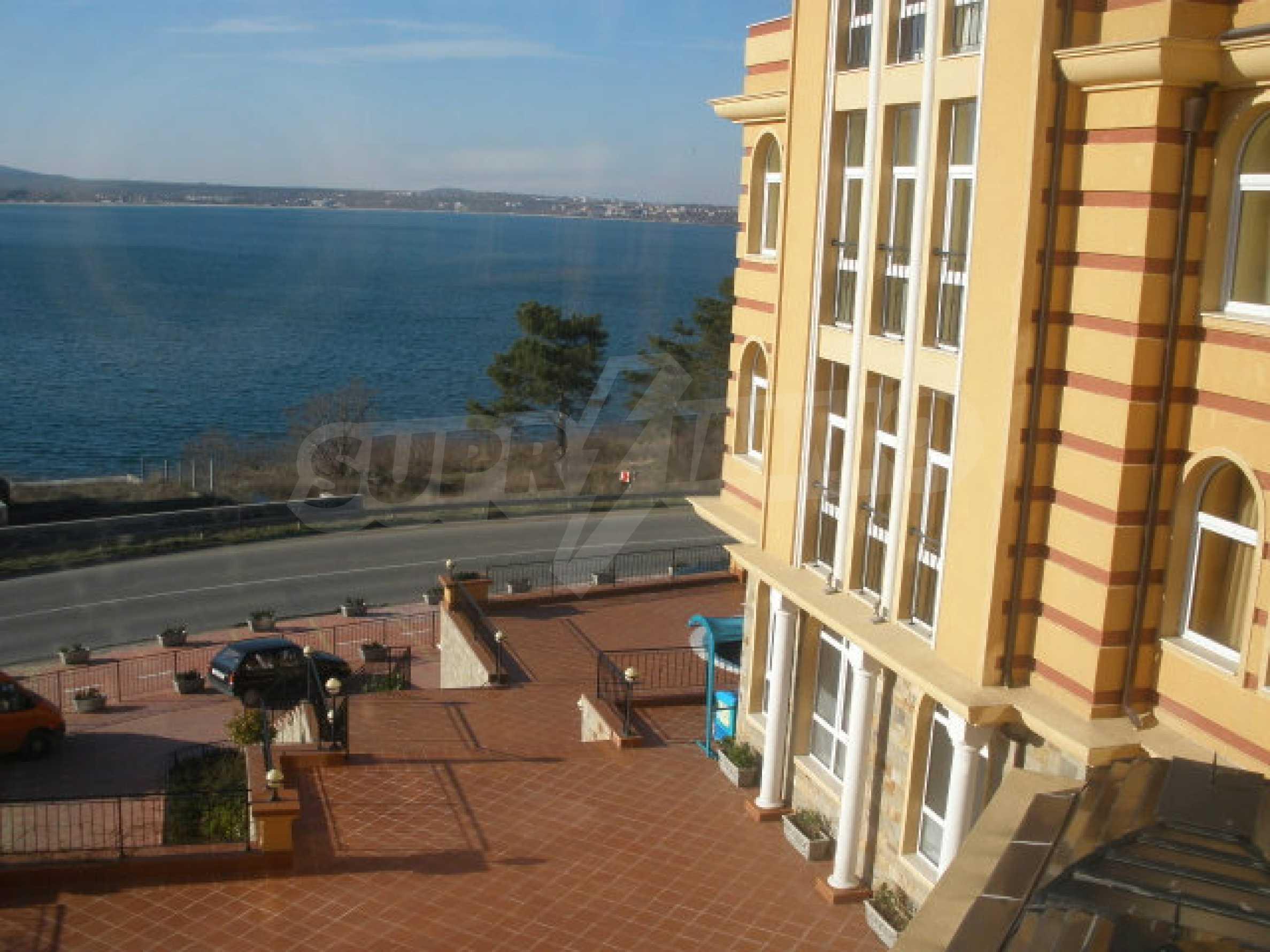 Трехкомнатный апартамент на продау в комплексе BIZANTIUM в Созополе