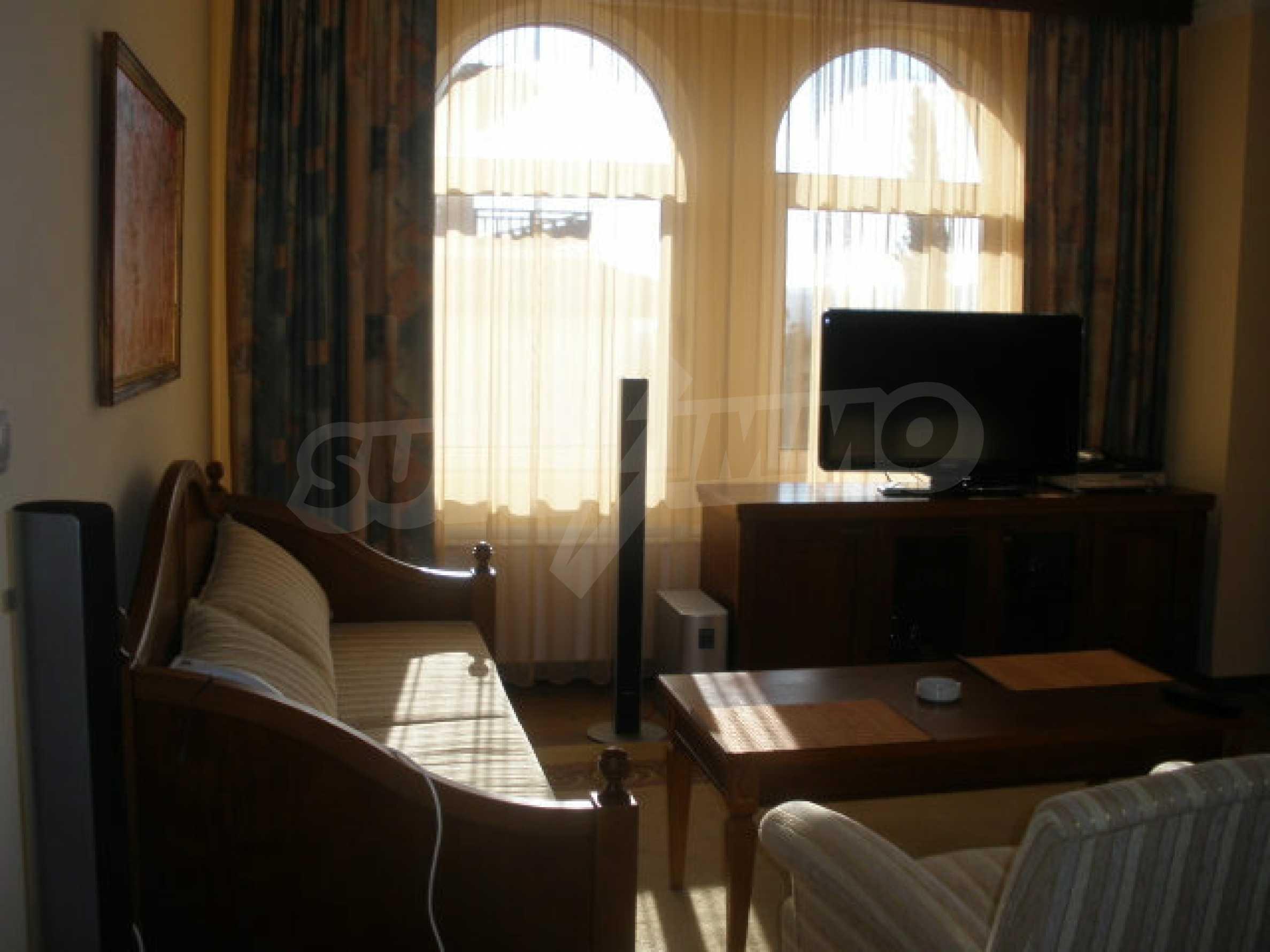Трехкомнатный апартамент на продау в комплексе BIZANTIUM в Созополе 9